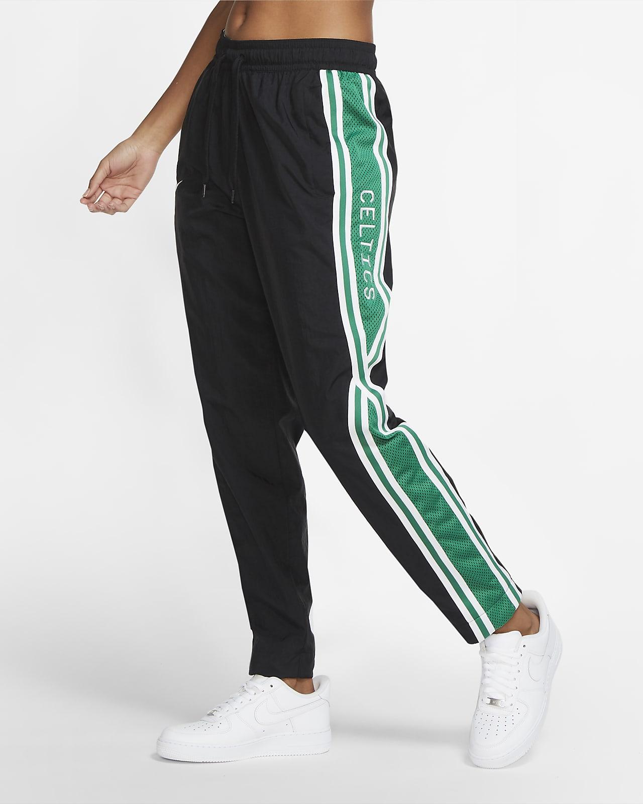 Boston Celtics Courtside Women's Nike NBA Tracksuit Pants