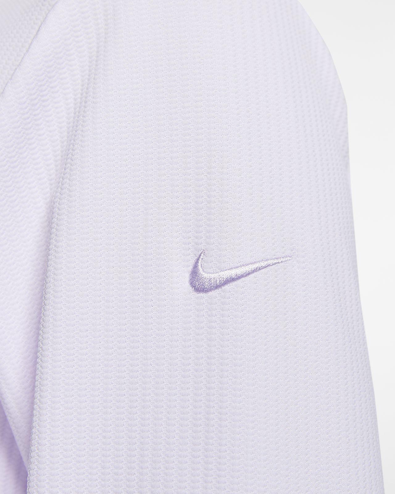 Casaco de golfe com fecho completo Nike Dri FIT UV Victory para mulher