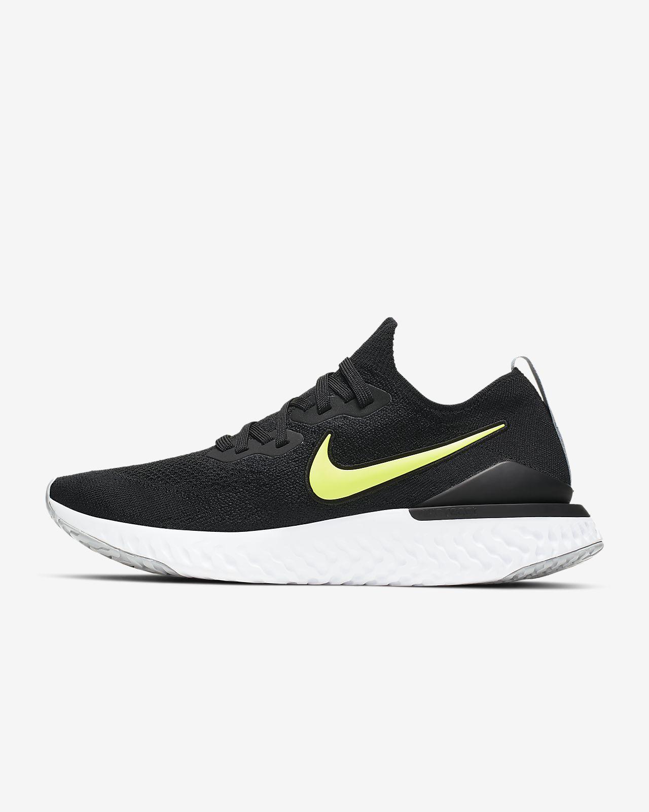 Nike Epic React Flyknit 2 Zapatillas de running Hombre