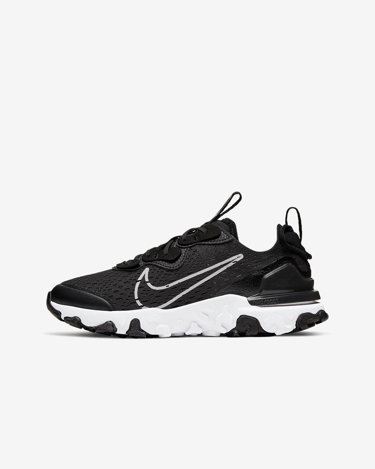 Nike React Vision 'Triple Black
