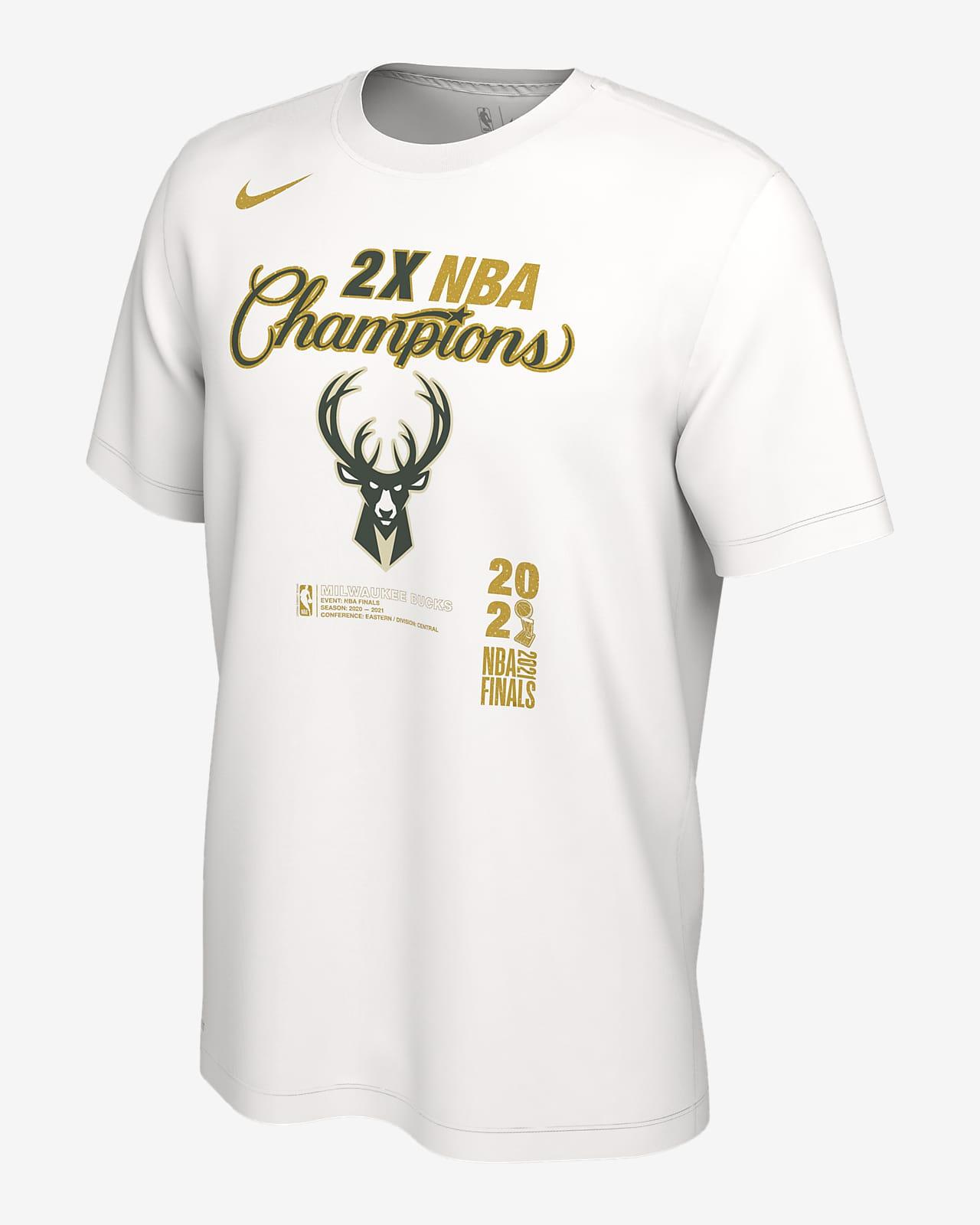 Milwaukee Bucks Nike NBA T-Shirt