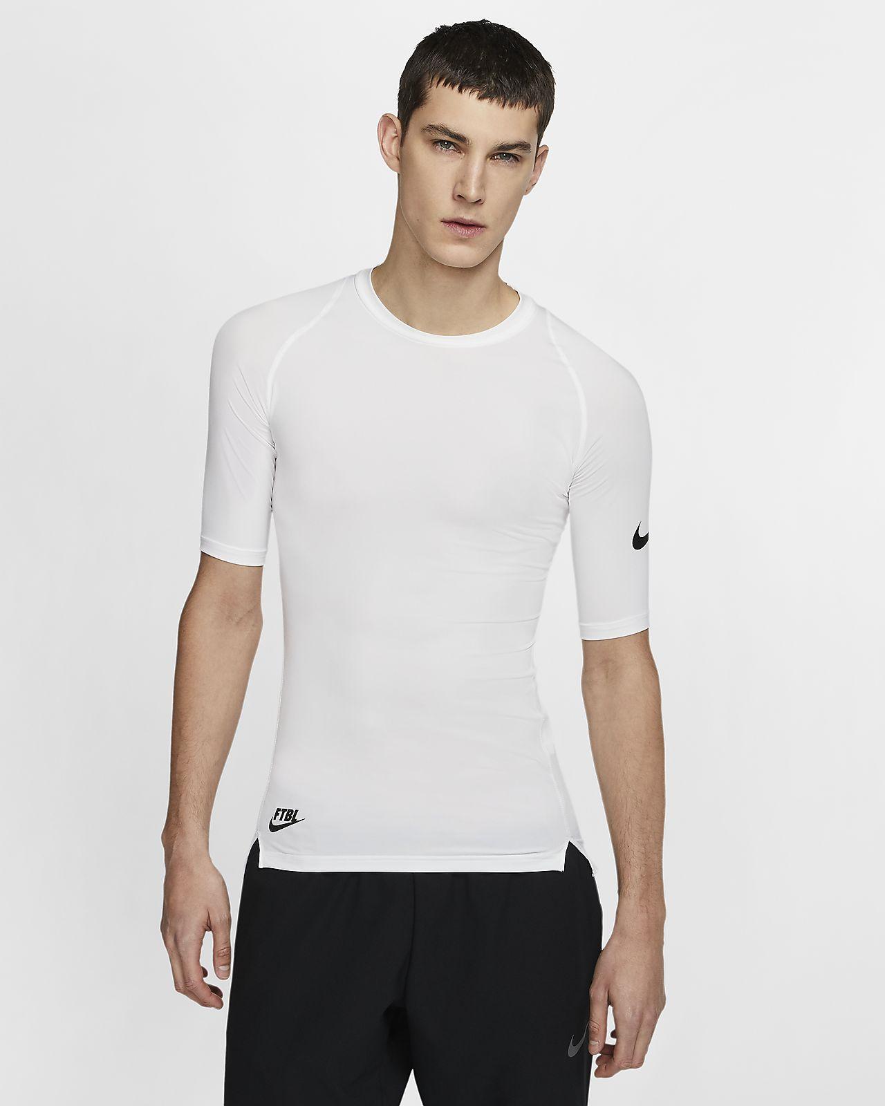 Prenda para la parte superior de media manga para hombre Nike Pro