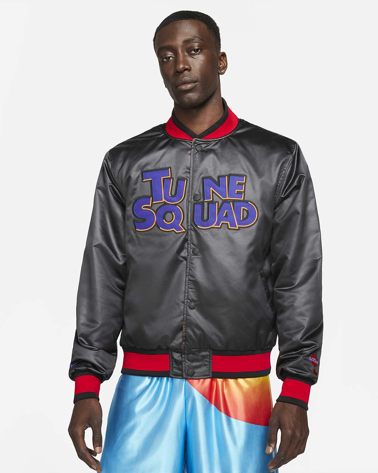 "LeBron x Space Jam: A New Legacy ""Tune Squad"" Nike Varsity-Jacke für Herren"