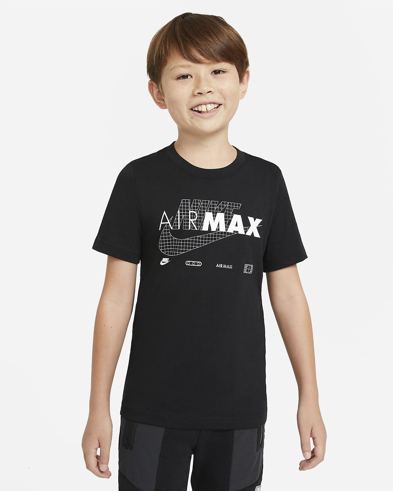 Nike Sportswear Air Max Older Kids' (Boys') T-Shirt