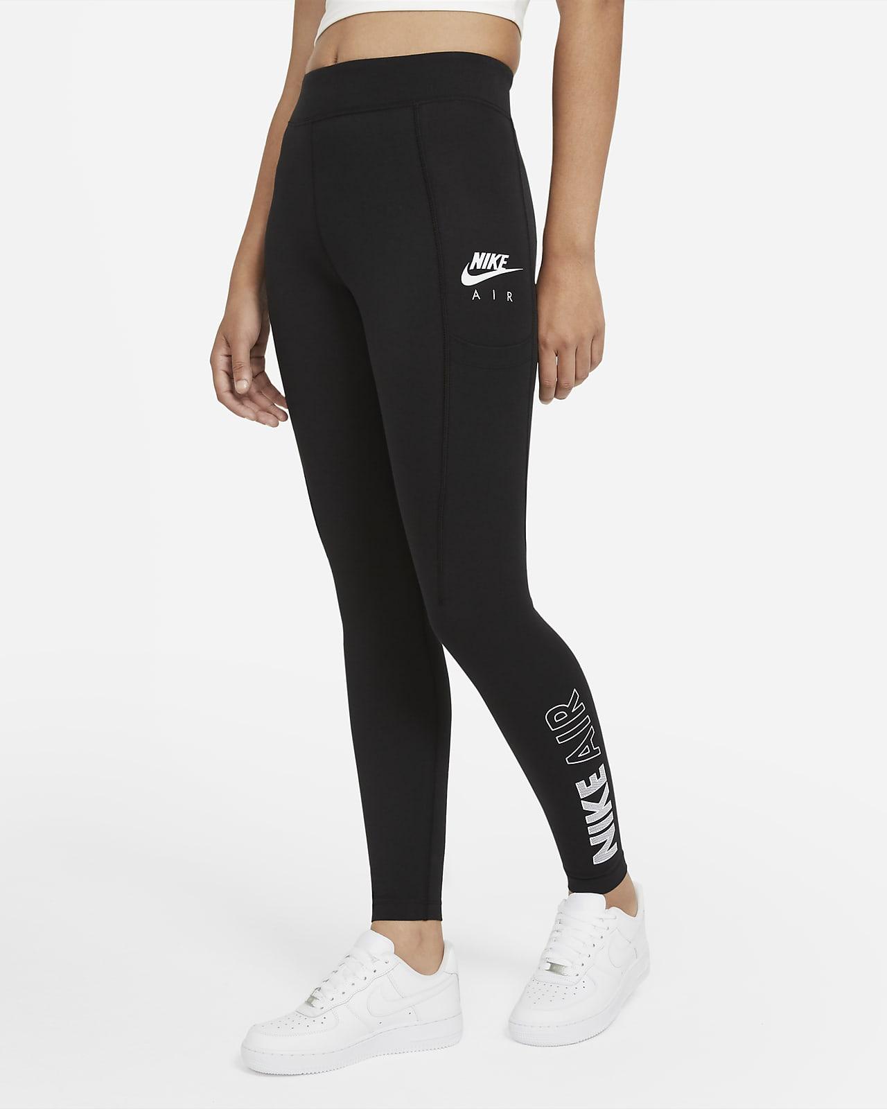Leggings Nike Air med hög midja, för kvinnor