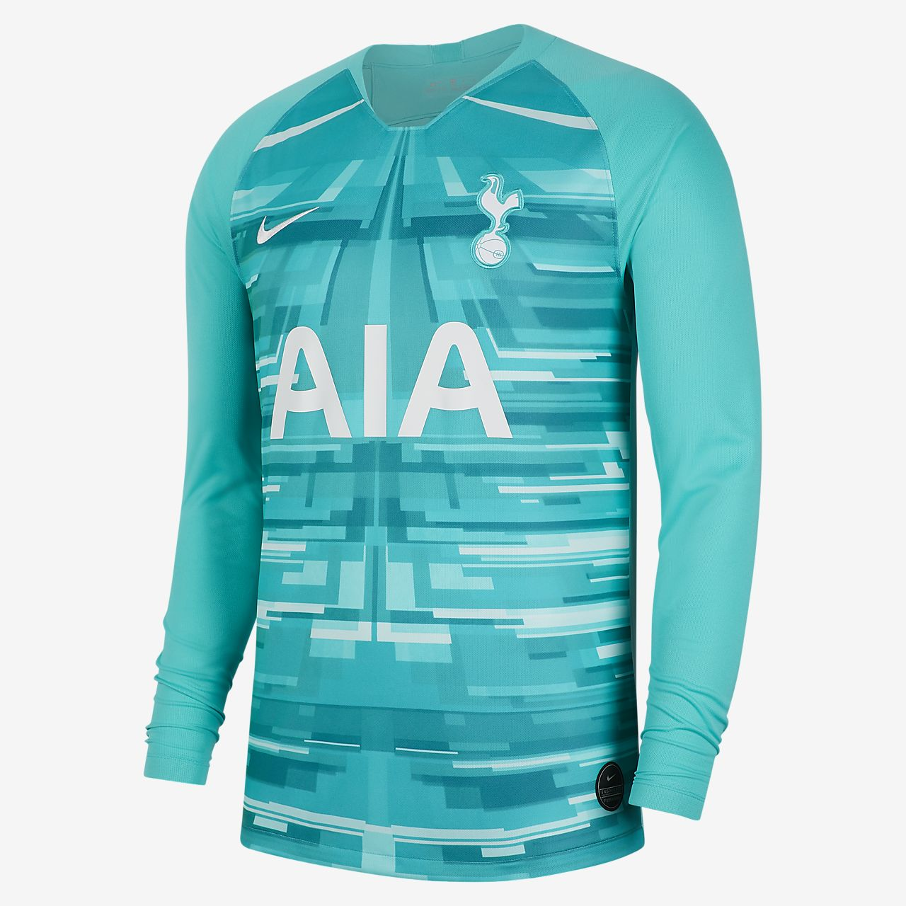 Tottenham Hotspur 2019 20 Stadium Goalkeeper Men S Football Shirt Nike Cz