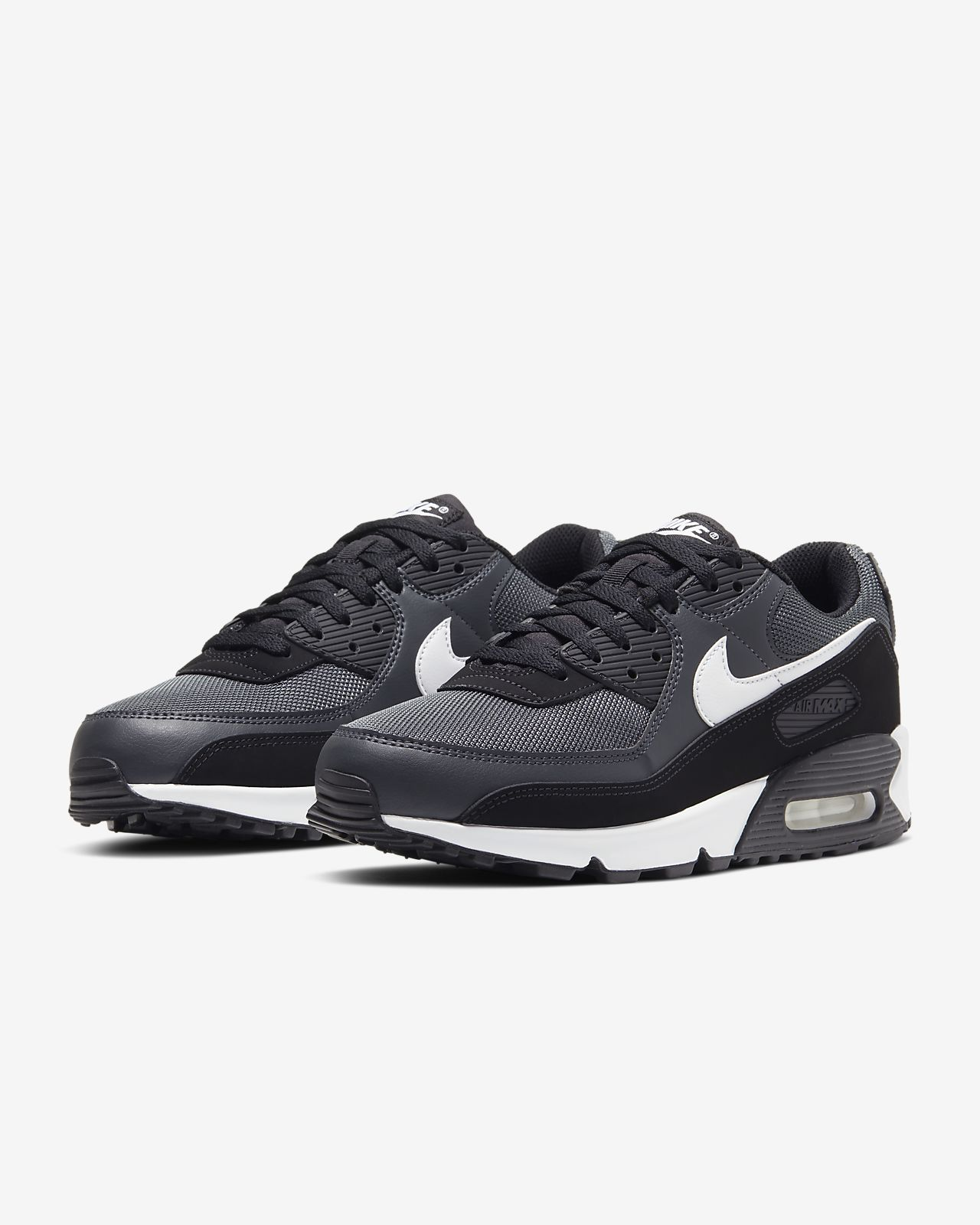 nike air max 90 mens leather trainers