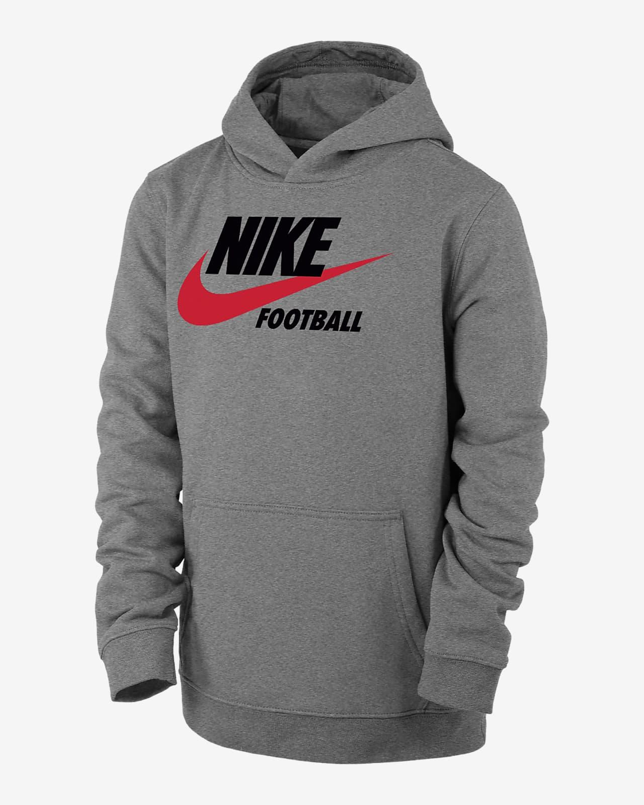 Nike Swoosh Big Kids' Hoodie