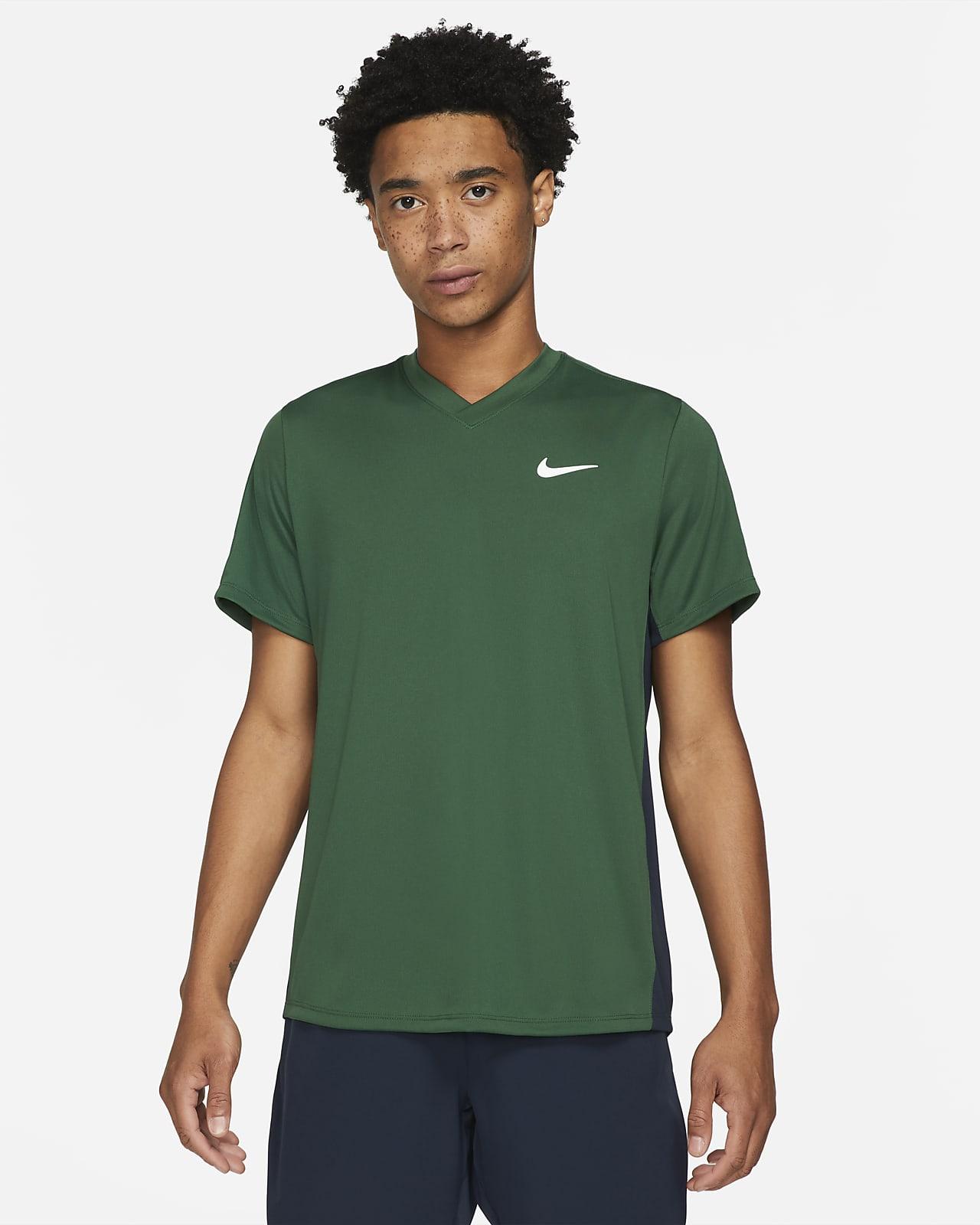Camisola de ténis NikeCourt Dri-FIT Victory para homem