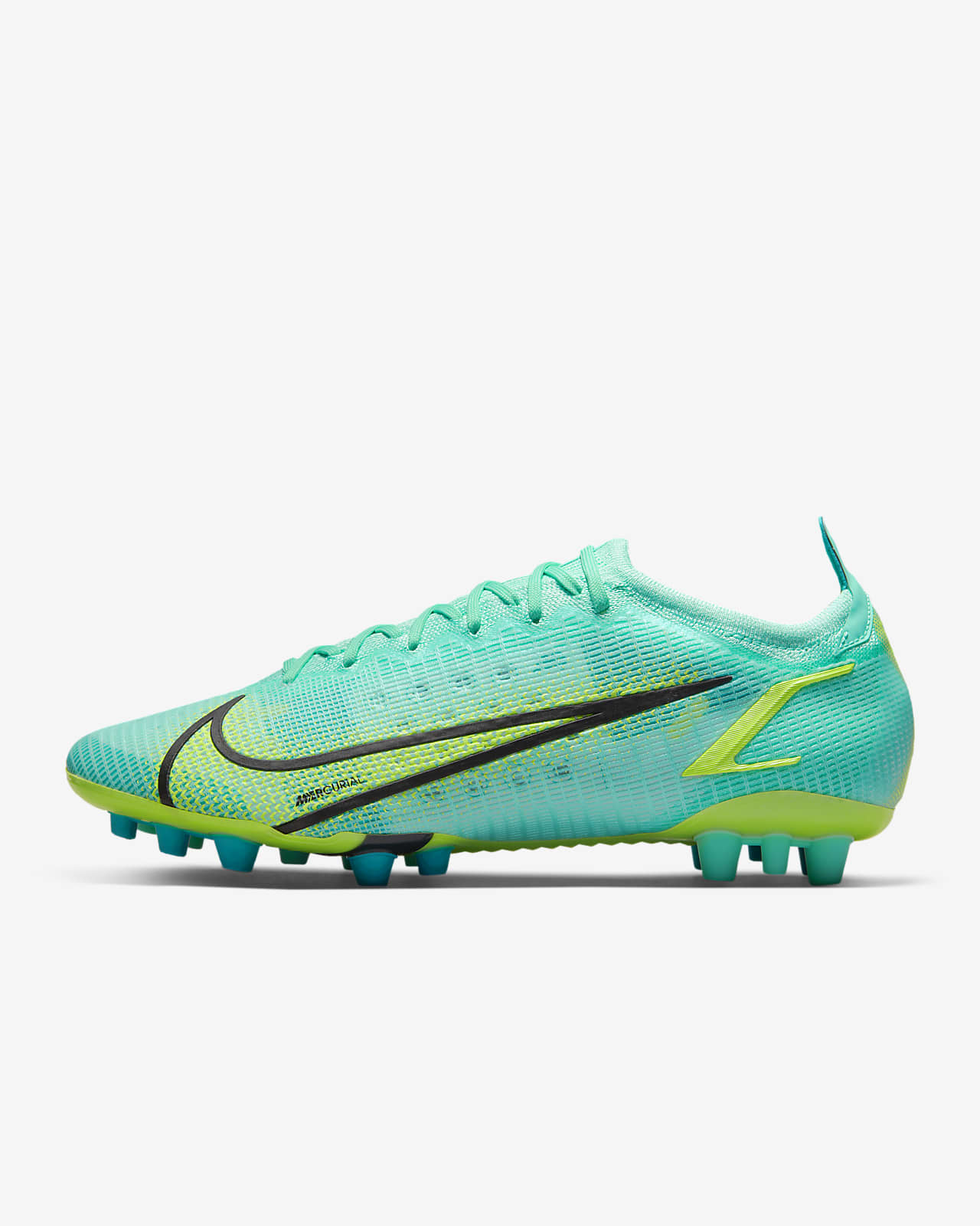 Chaussure de football à crampons pour terrain synthétique Nike Mercurial Vapor 14 Elite AG