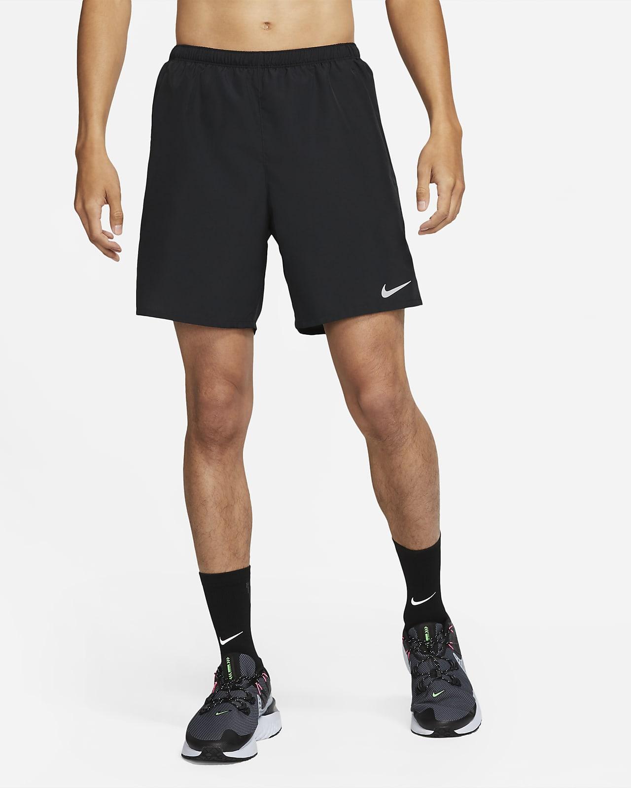 กางเกงวิ่งขาสั้น 2-in-1 ผู้ชาย Nike Challenger