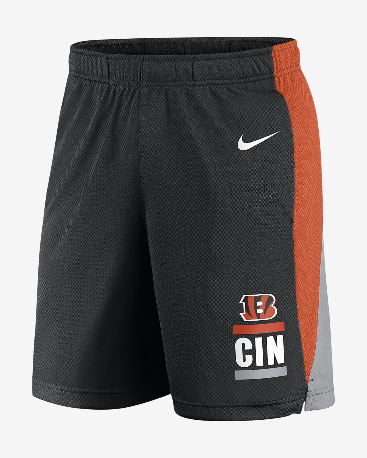 Nike Dri-FIT Broadcast (NFL Cincinnati Bengals) Men's Shorts