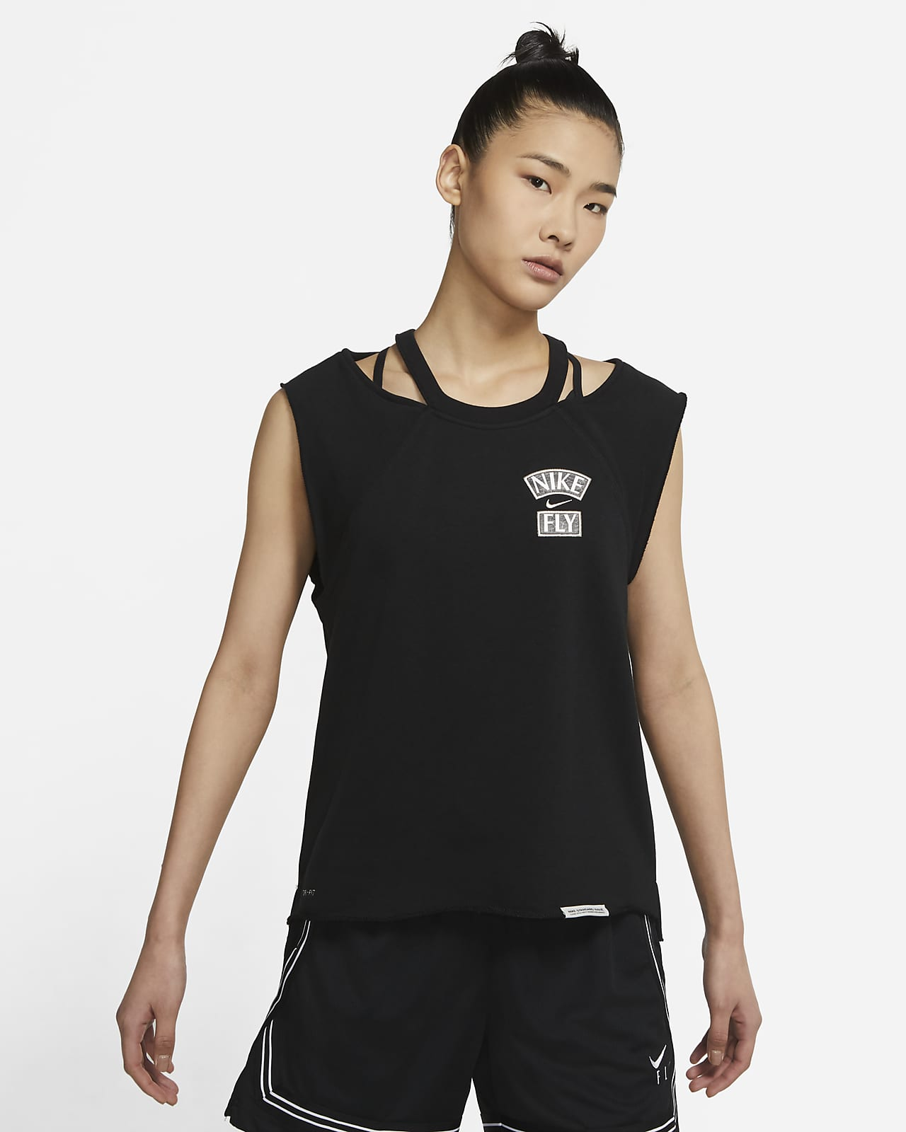 """Nike Standard Issue """"Queen of Courts"""" 女子篮球上衣"""