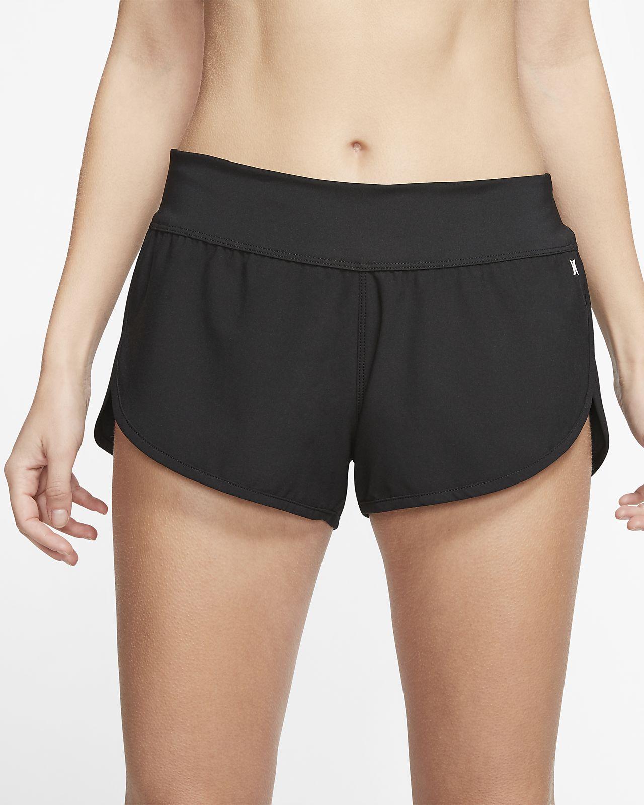 Shorts de playa para mujer Hurley Phantom Beachrider