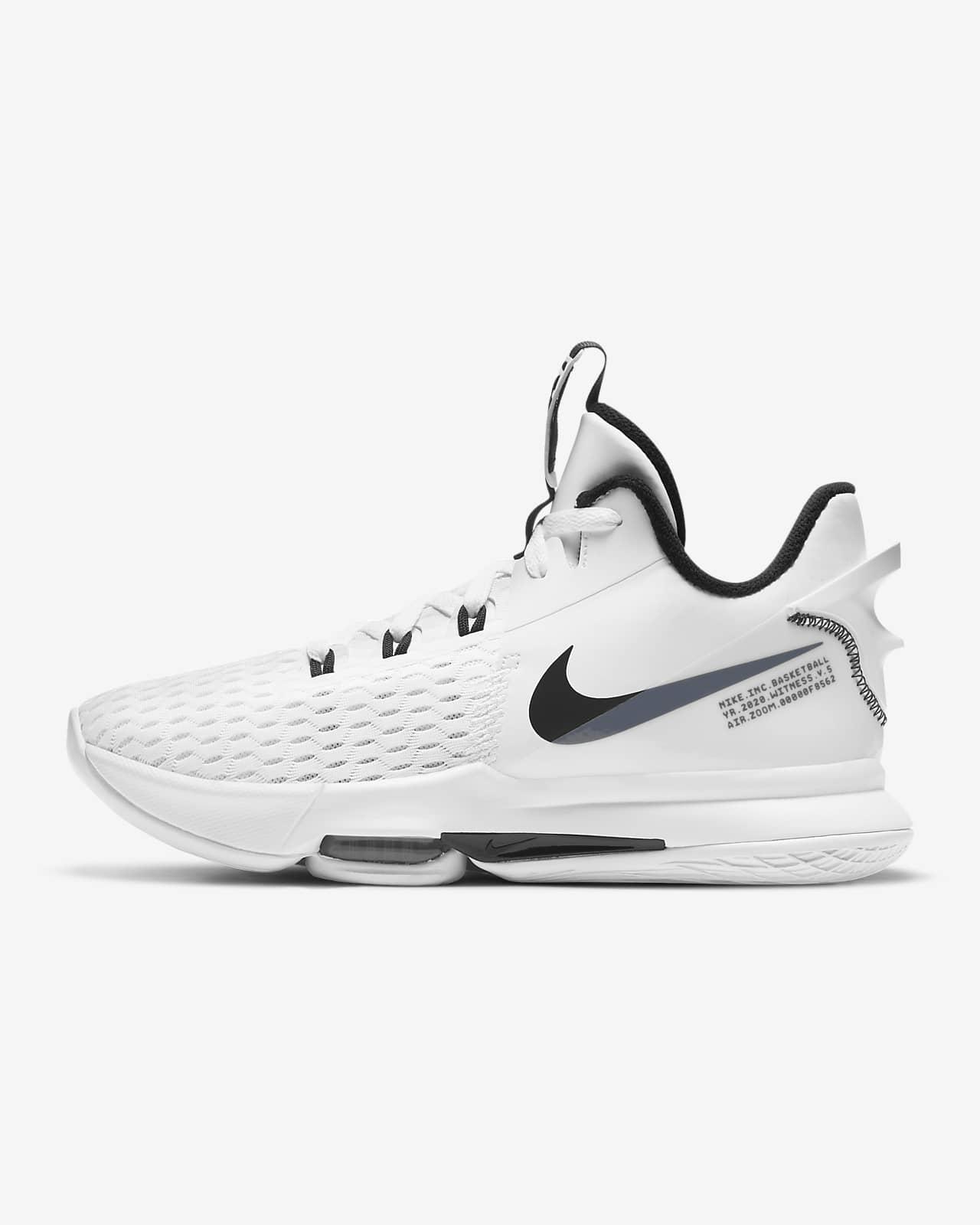 Calzado de básquetbol LeBron Witness 5