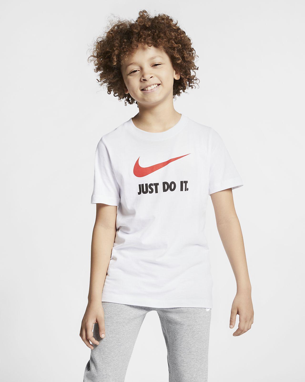 T-shirt JDI Nike Sportswear Júnior
