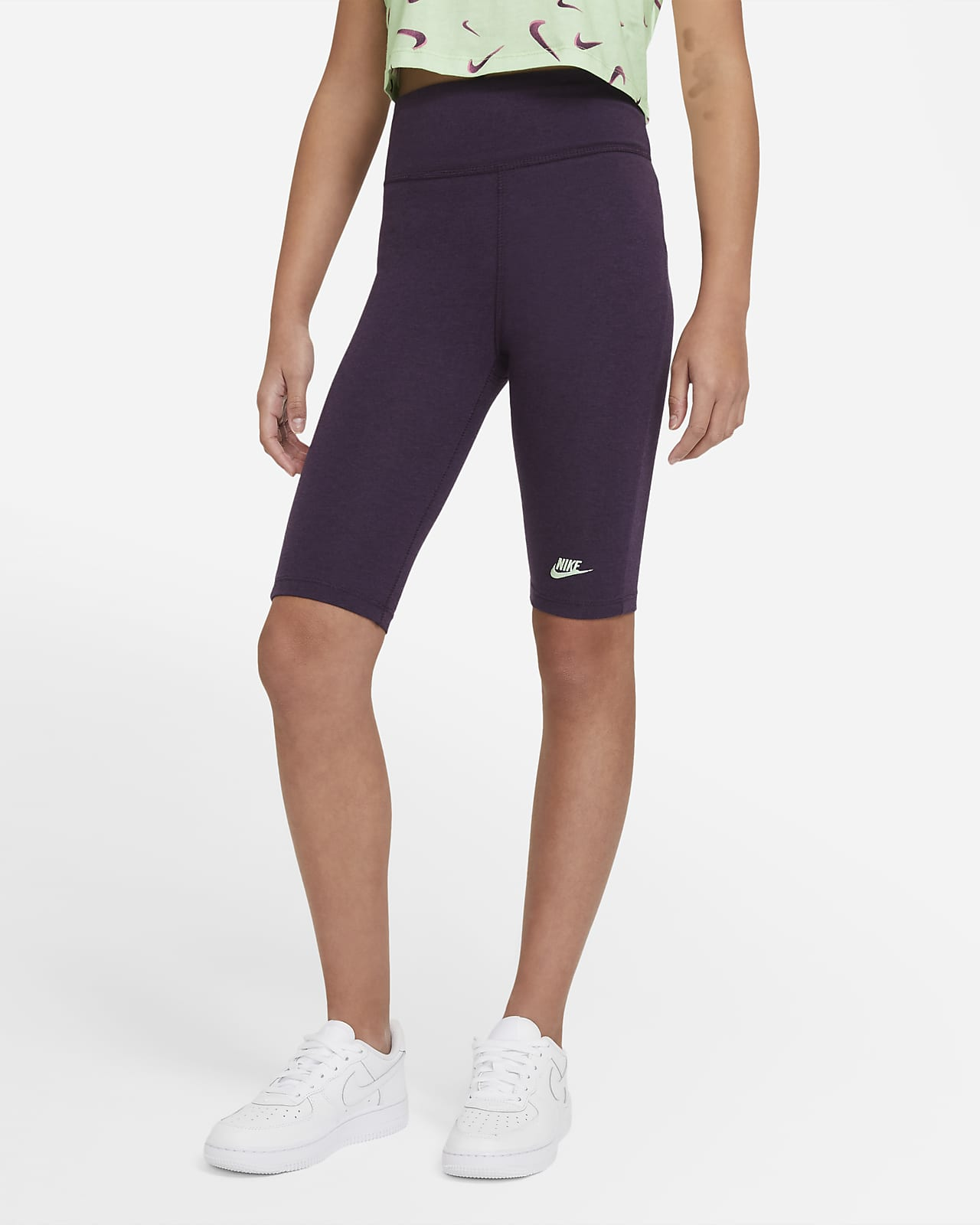 Nike Sportswear Big Kids' (Girls') Bike Shorts