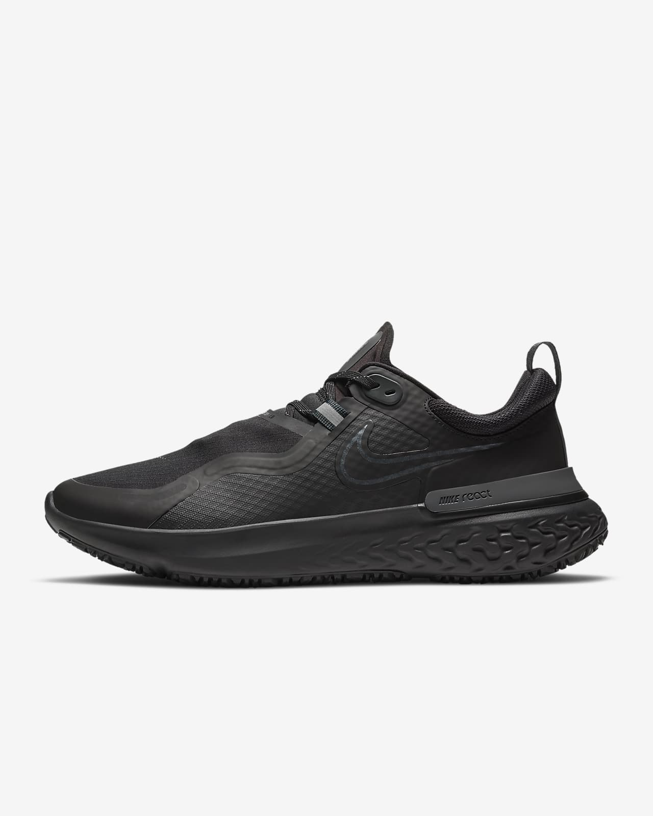 Chaussure de running Nike React Miler Shield pour Homme