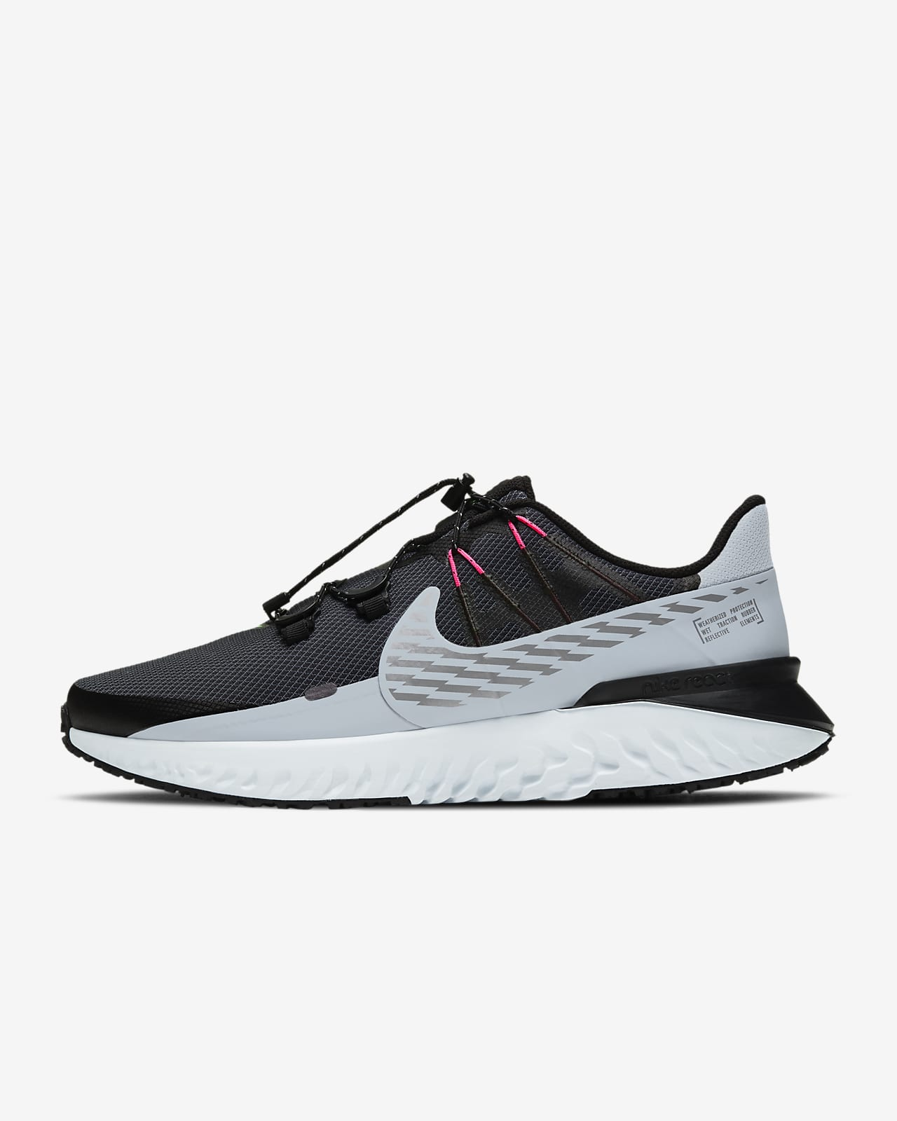 Nike Legend React 3 Shield Men's Running Shoe