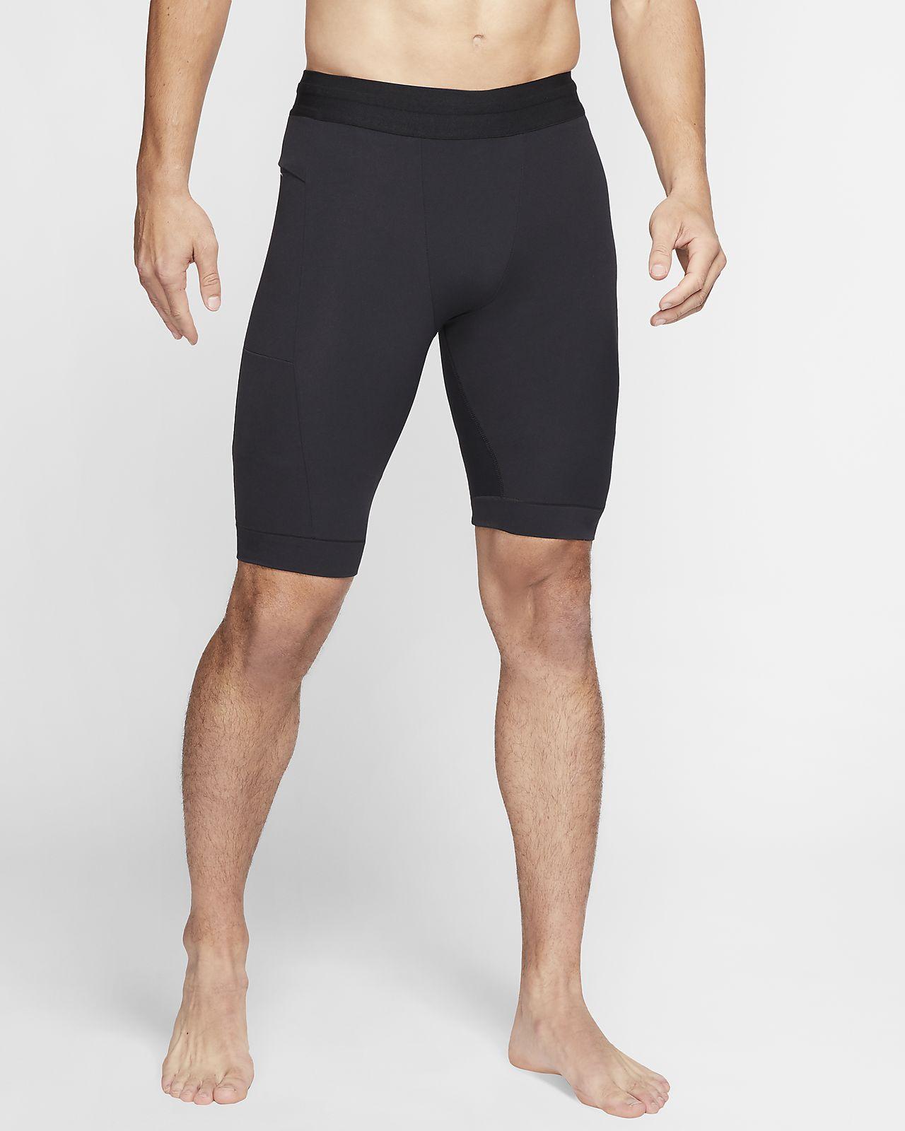 Shorts para hombre de Infinalon Nike Yoga Dri-FIT