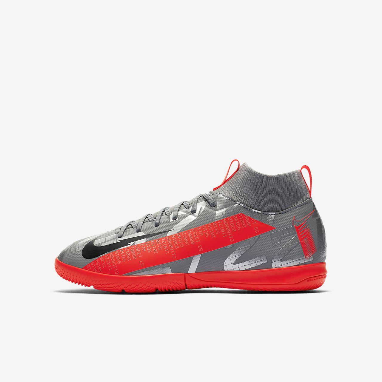 Halowe buty piłkarskie dla dzieci Nike Jr. Mercurial Superfly 7 Academy IC