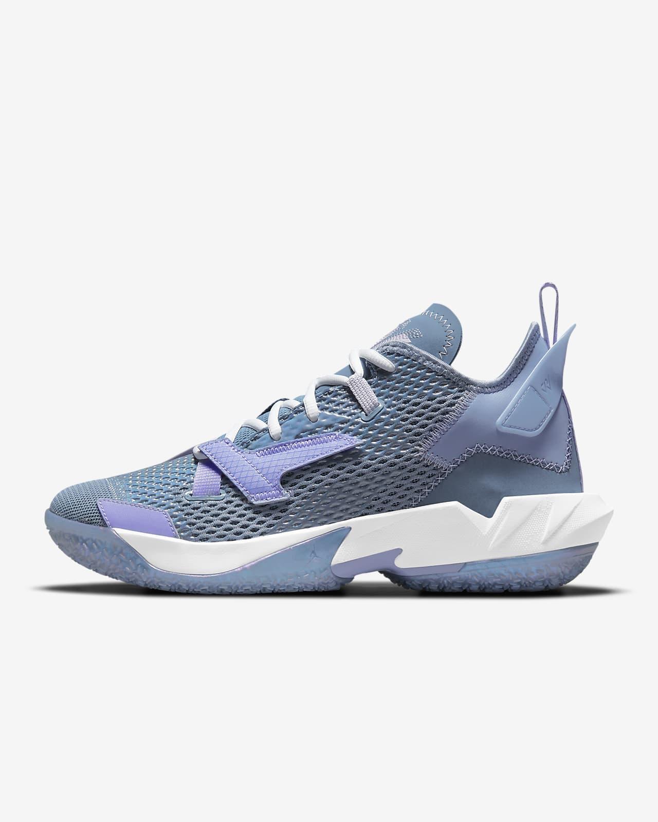 Jordan 'Why Not?' Zer0.4 Basketball Shoes