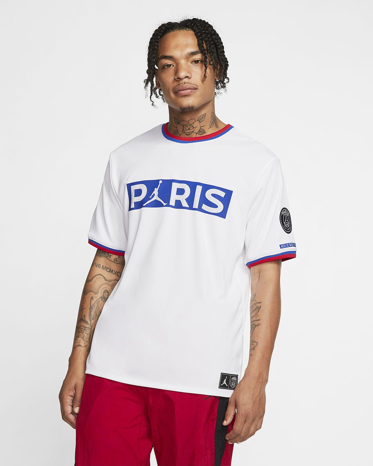 Haut à manches courtes Replica Paris Saint-Germain