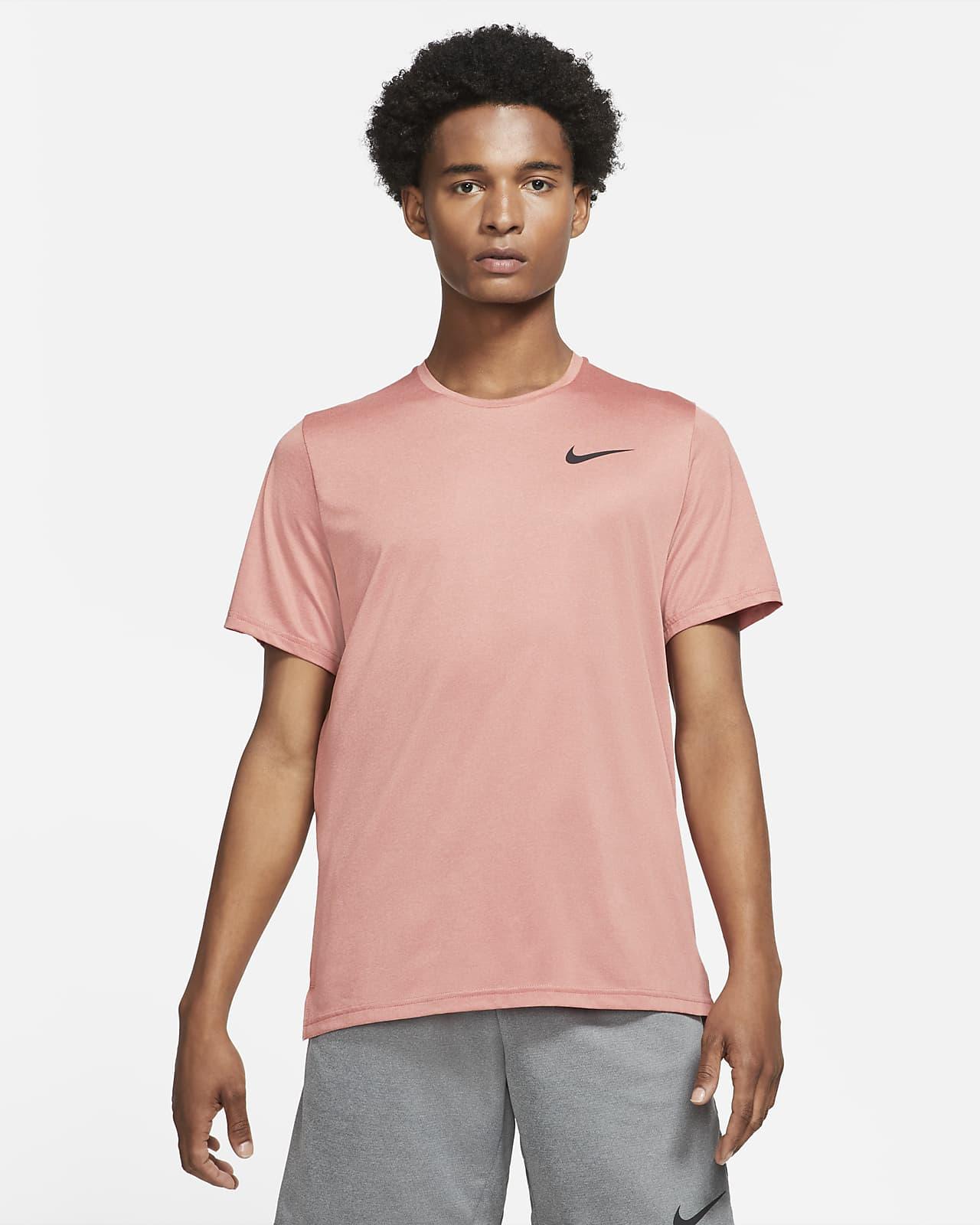 Nike Pro Dri-FIT Herentop met korte mouwen