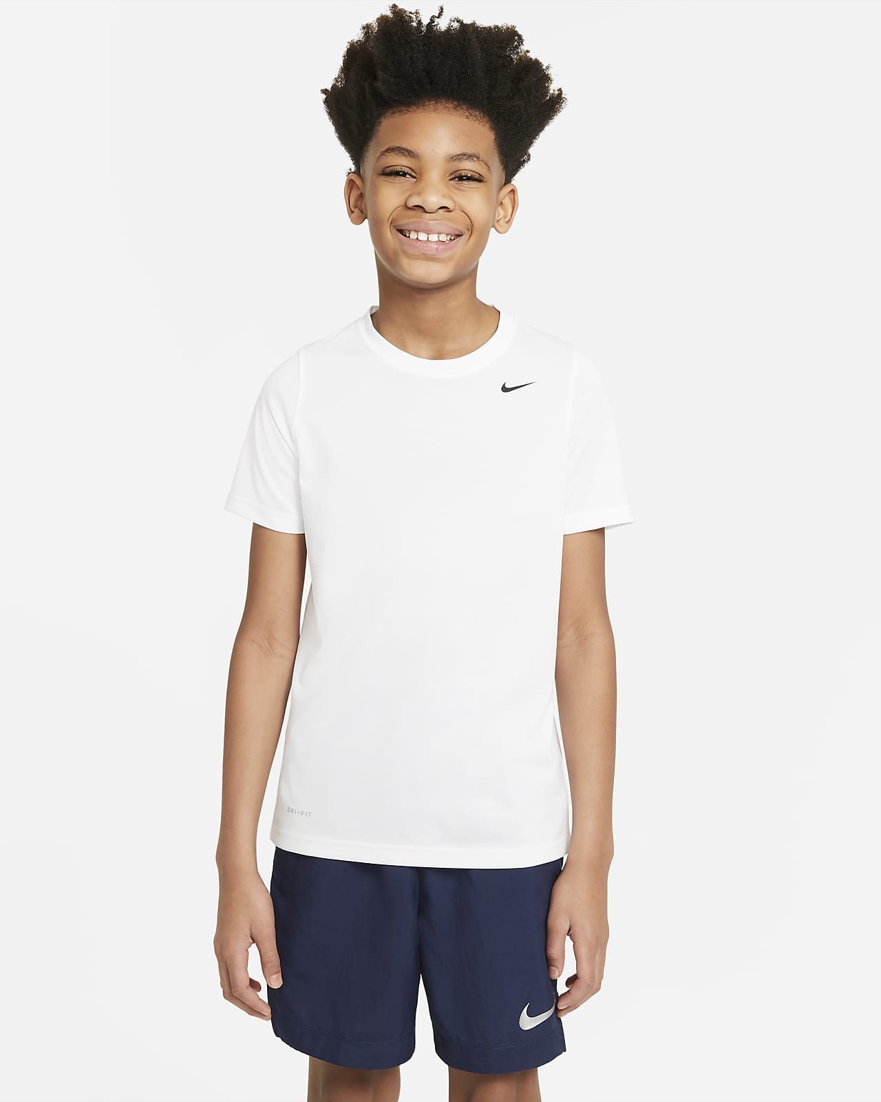 Nike Dri-FIT Older Kids' Training T-Shirt