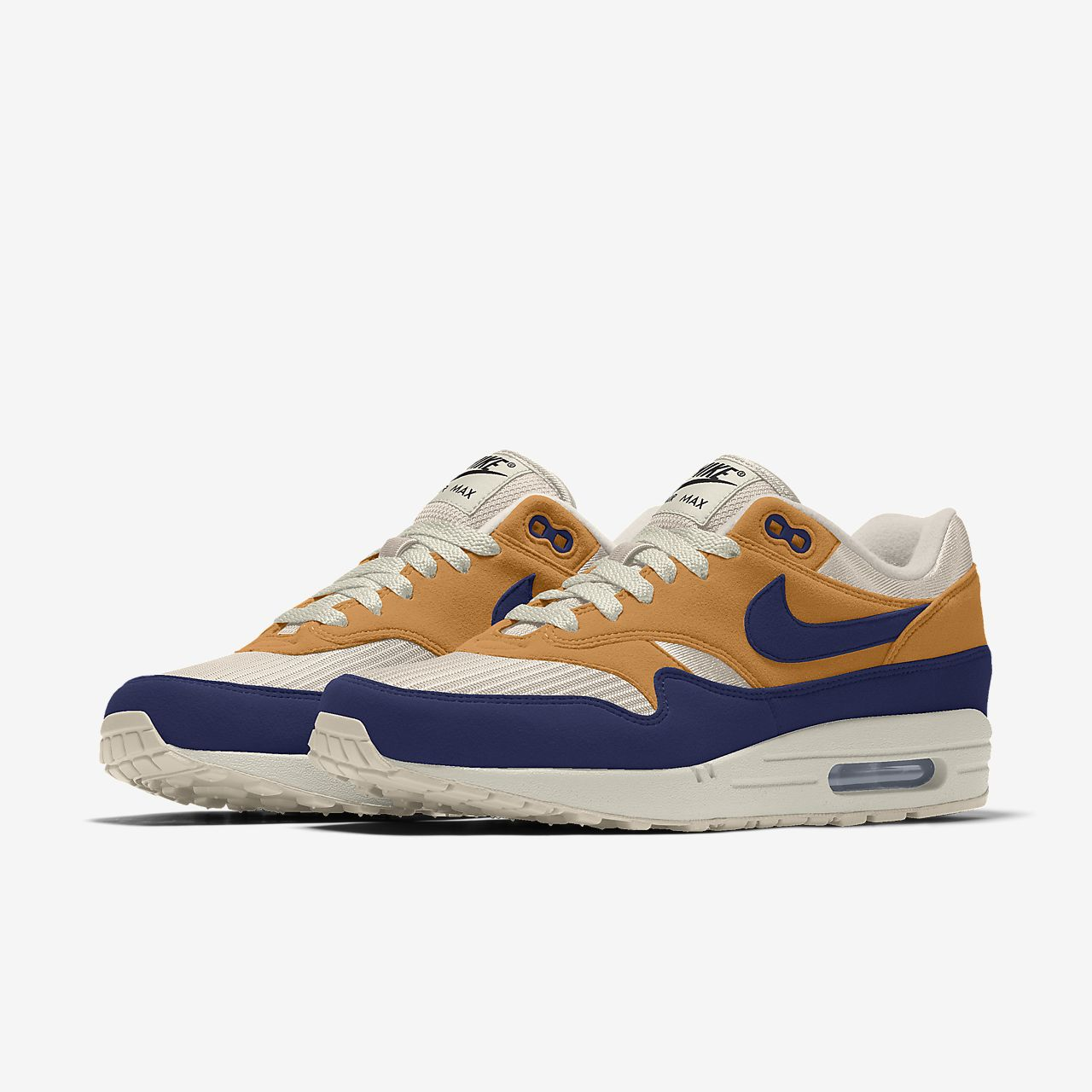 Nike Air Max 1 By You Custom Men's Shoe