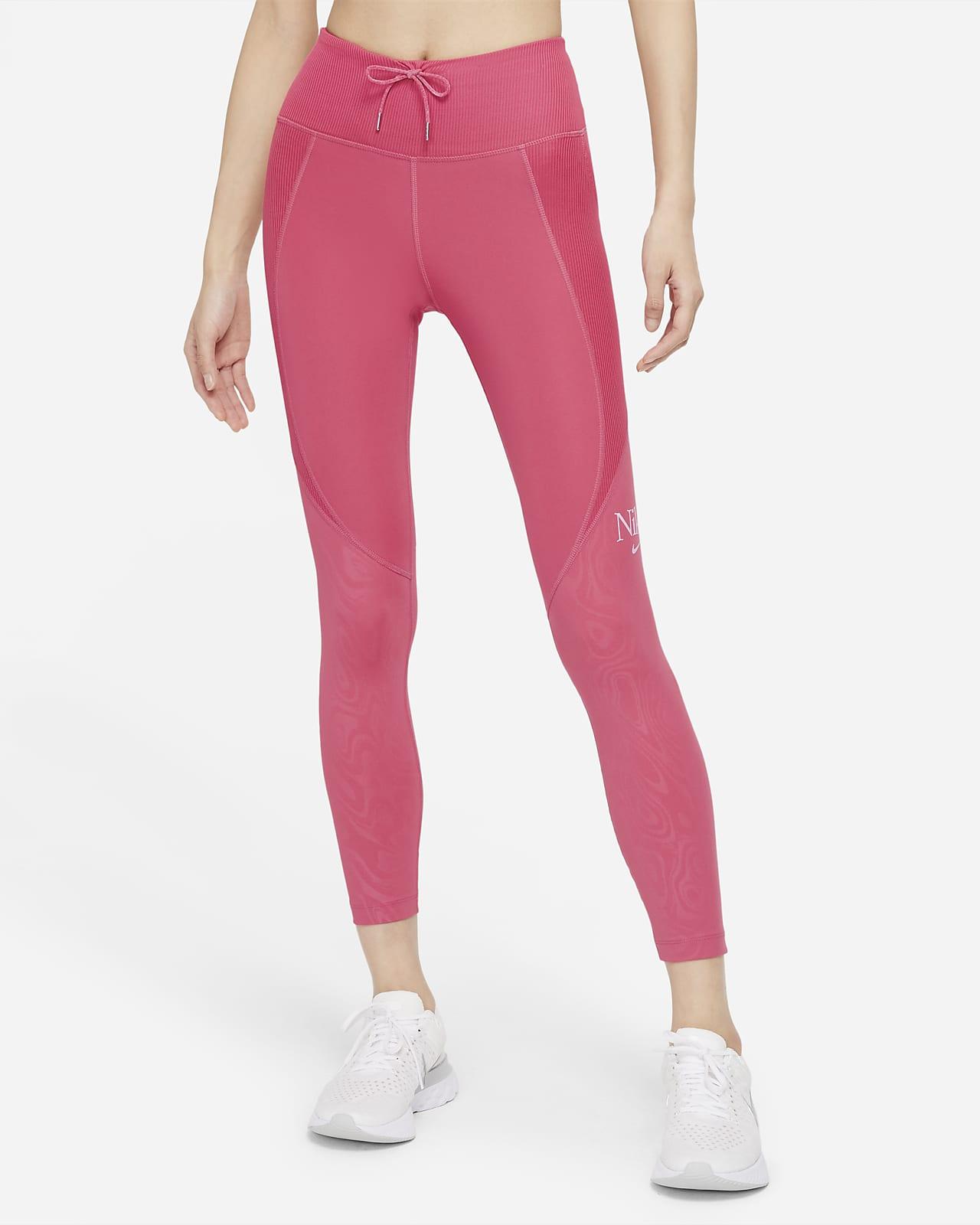 Legging de running 7/8 Nike Dri-FIT Femme Fast pour Femme
