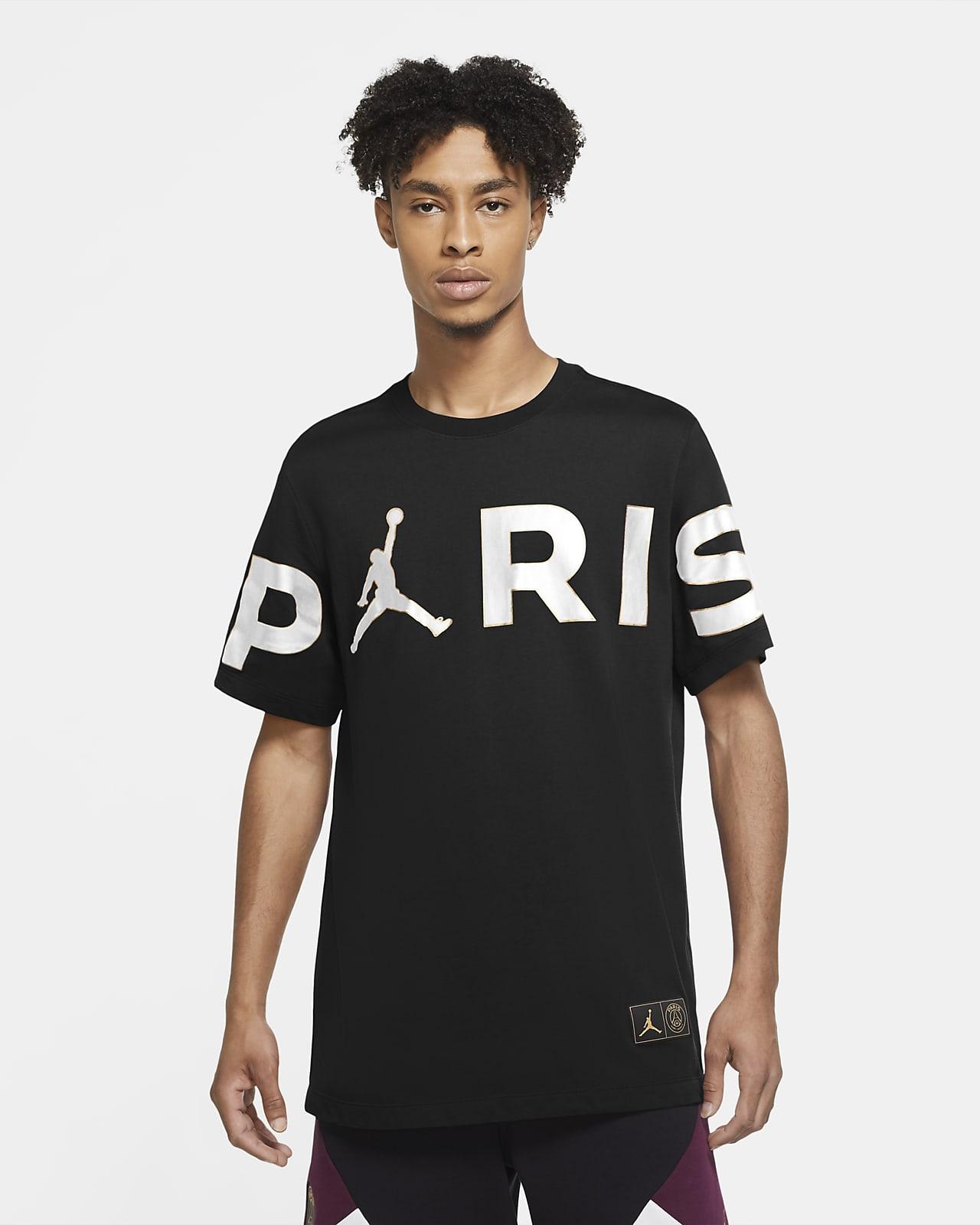 巴黎圣日耳曼 Wordmark 男子T恤