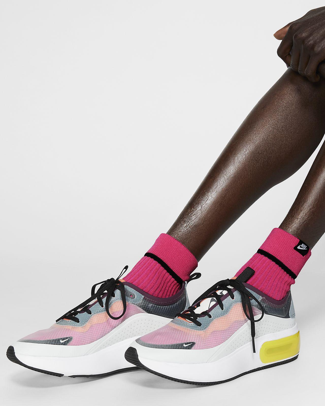 Skarpety do kostki Nike SNEAKR Sox (2 pary)