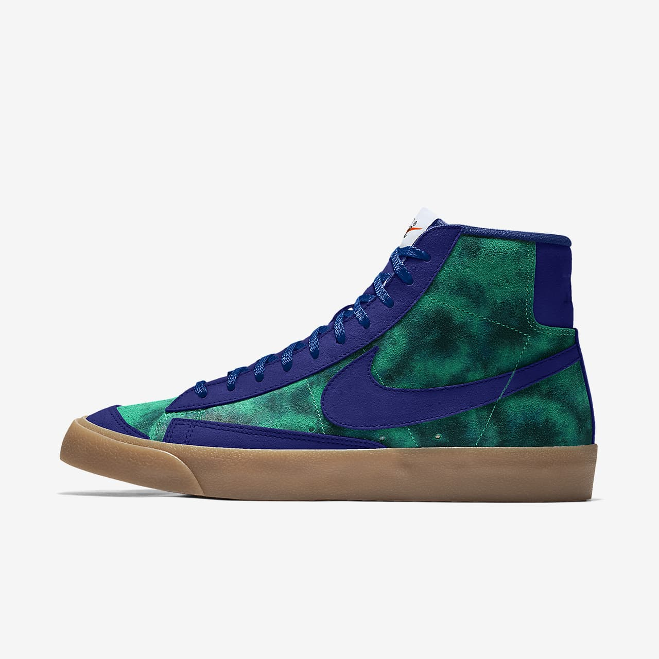 Nike Blazer Mid '77 By You Custom Men's Lifestyle Shoe