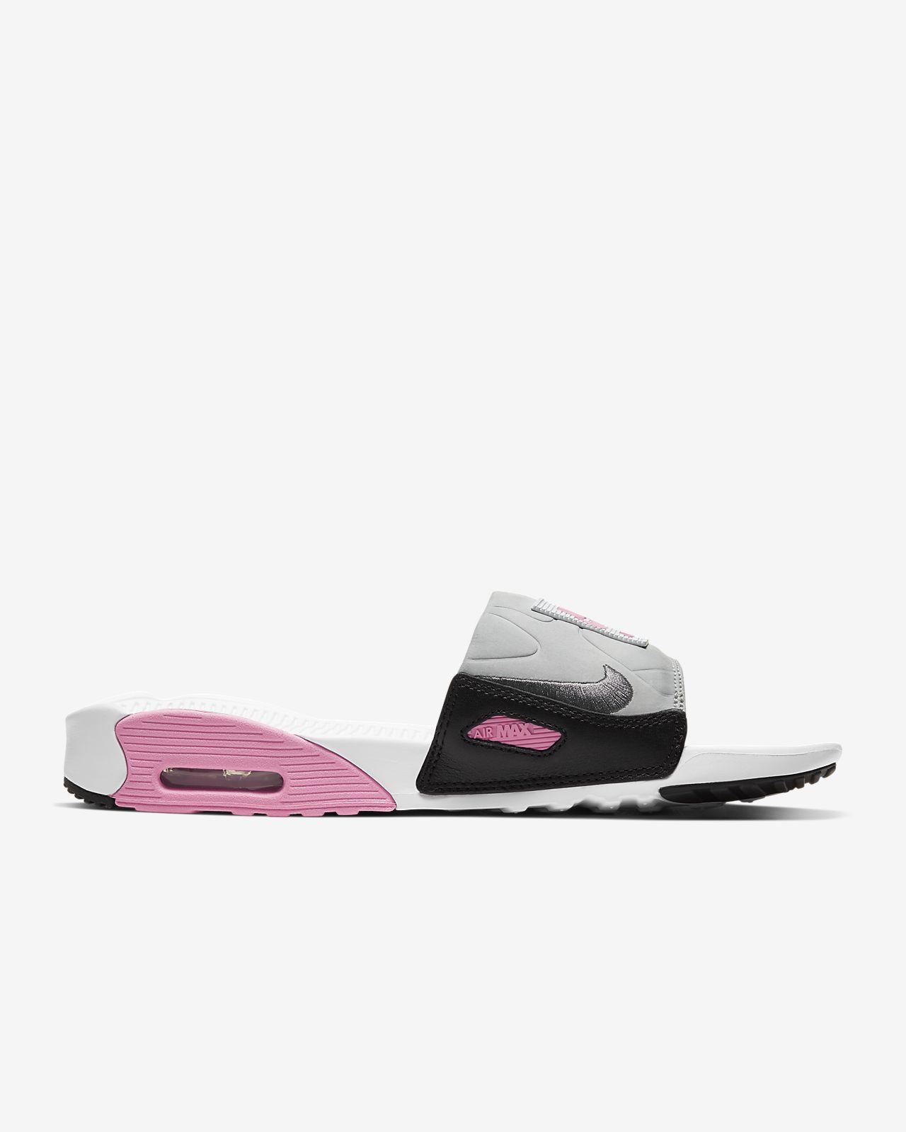 nike air max 90 slides womens