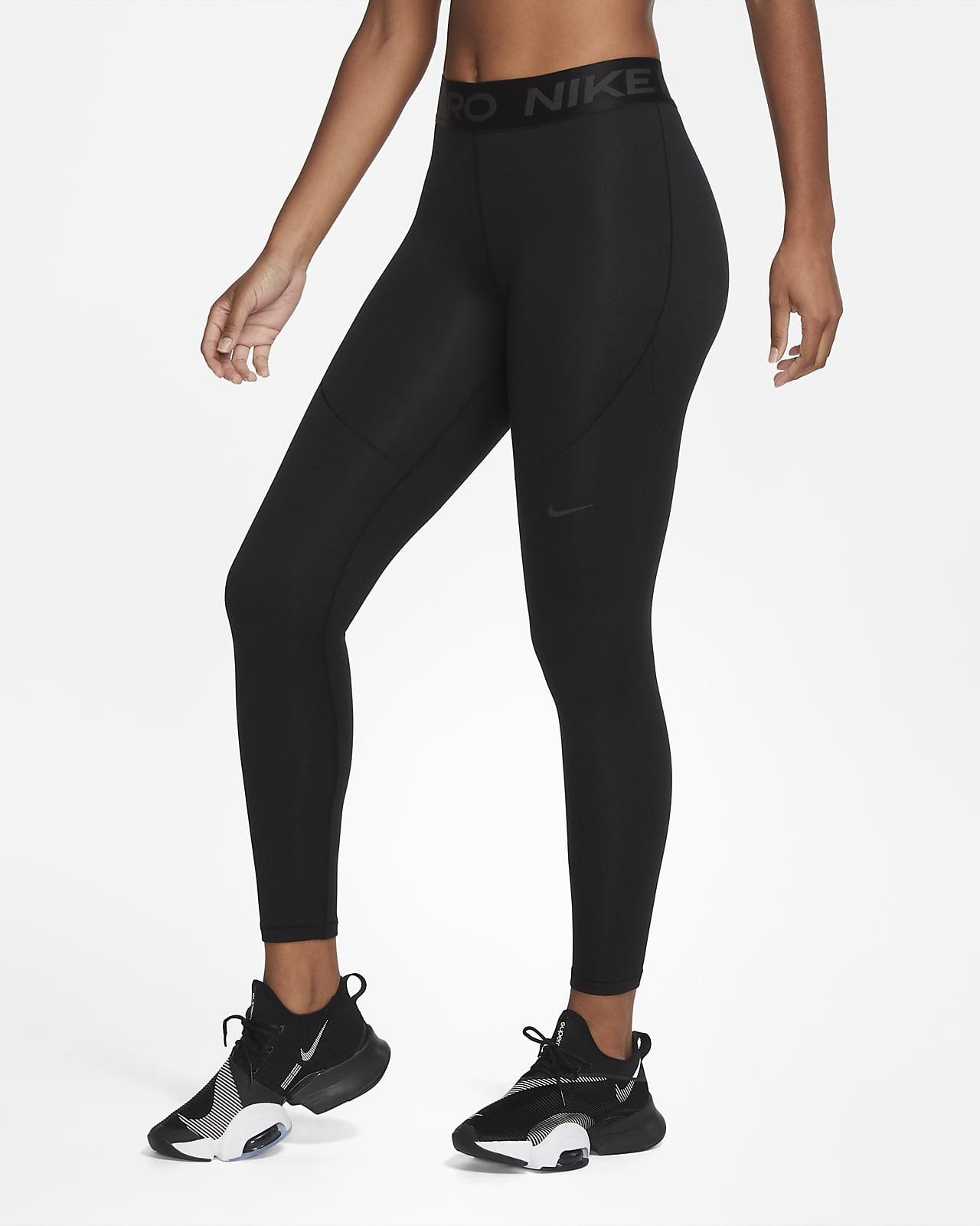 Nike Pro Therma Malles - Dona
