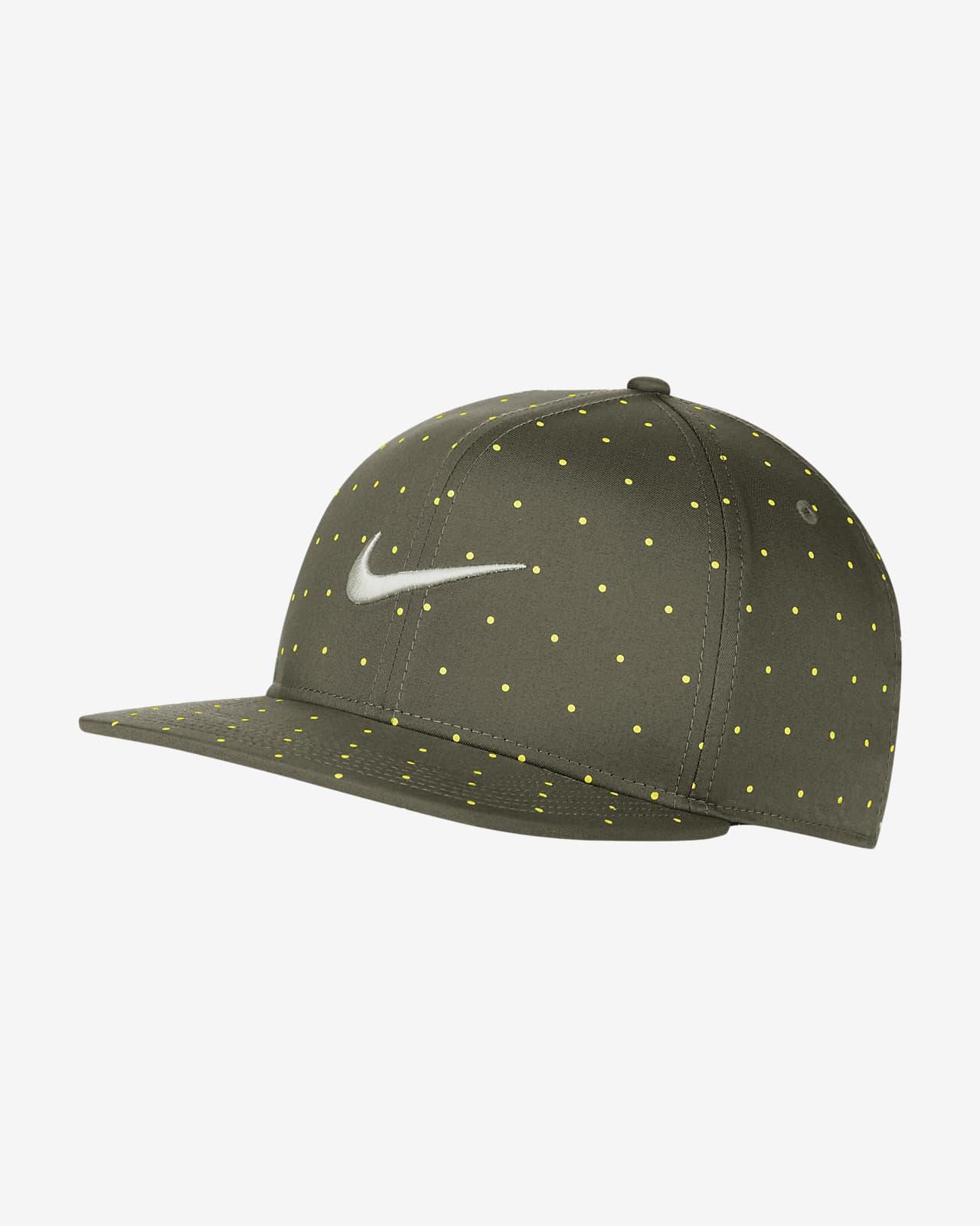 Gorra de golf estampada Nike AeroBill