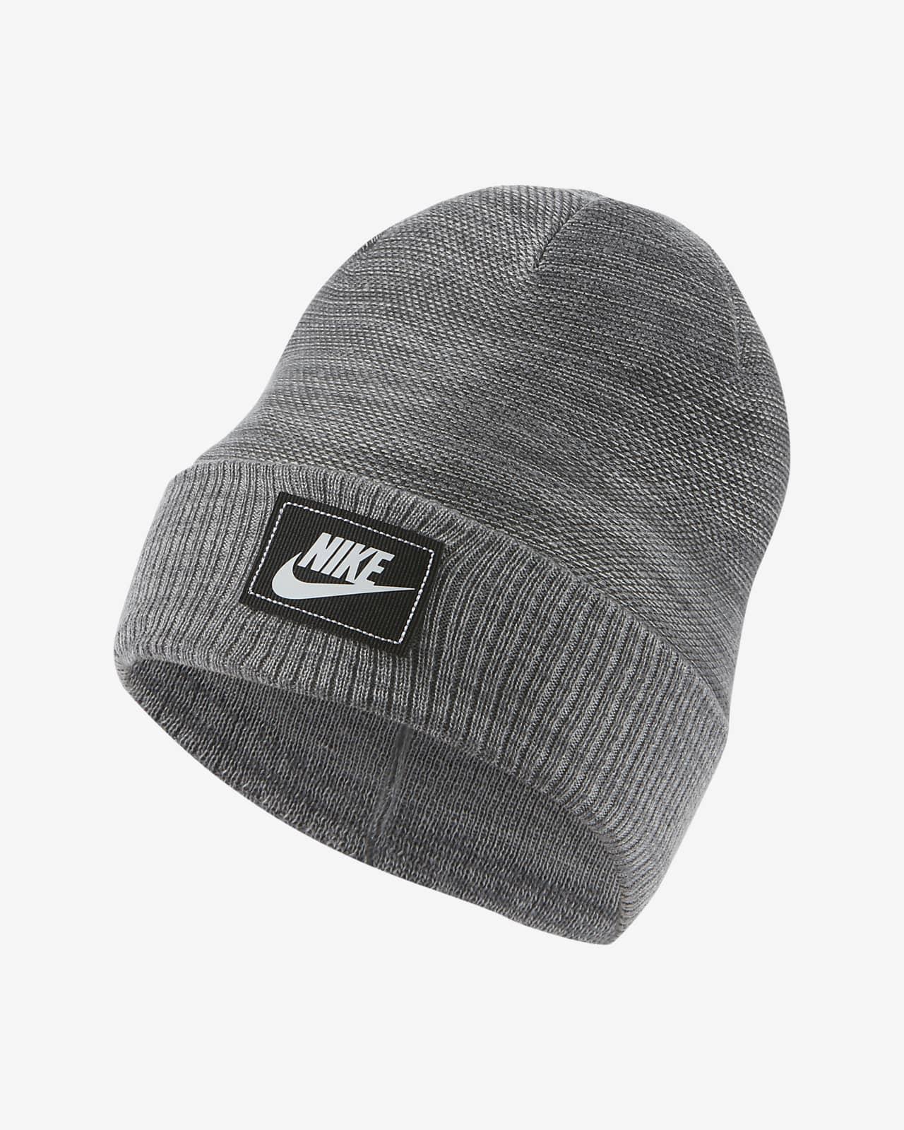 Nike Sportswear Gorro con doblez