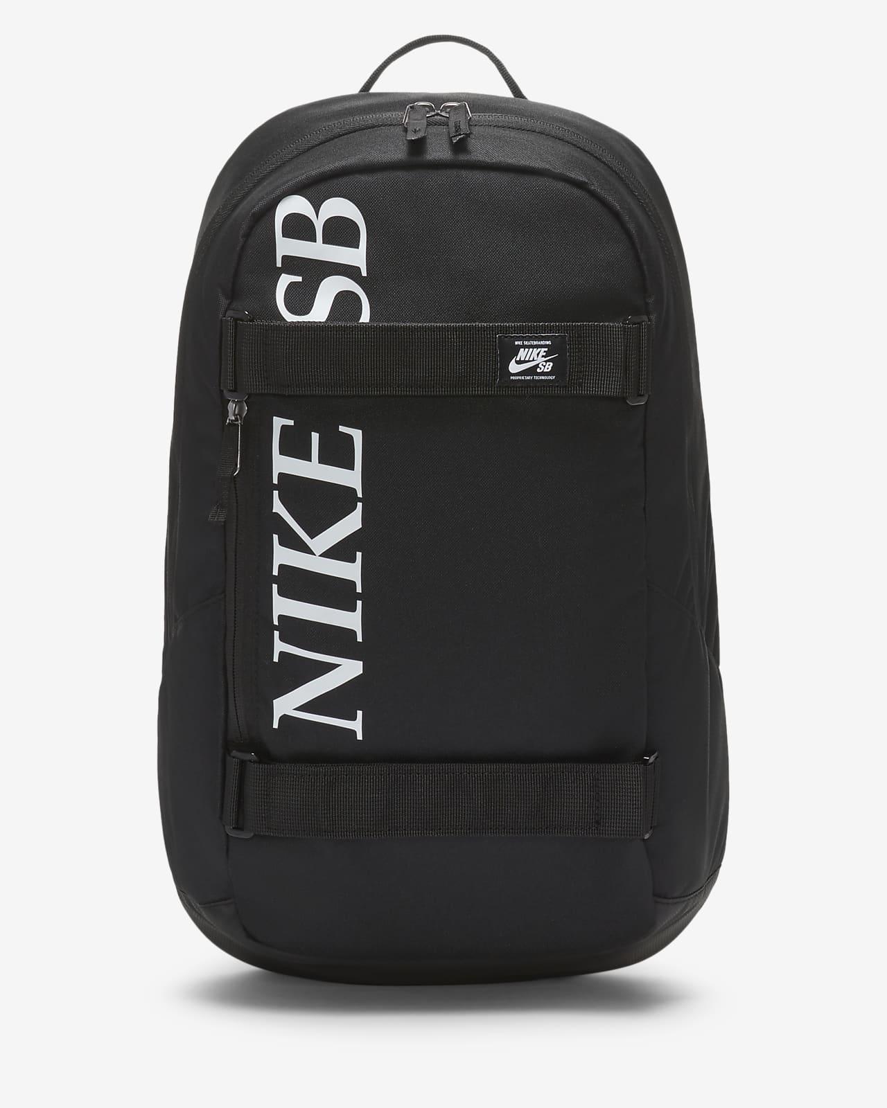 เป้สะพายหลังสเก็ตบอร์ดลายกราฟิก Nike SB Courthouse