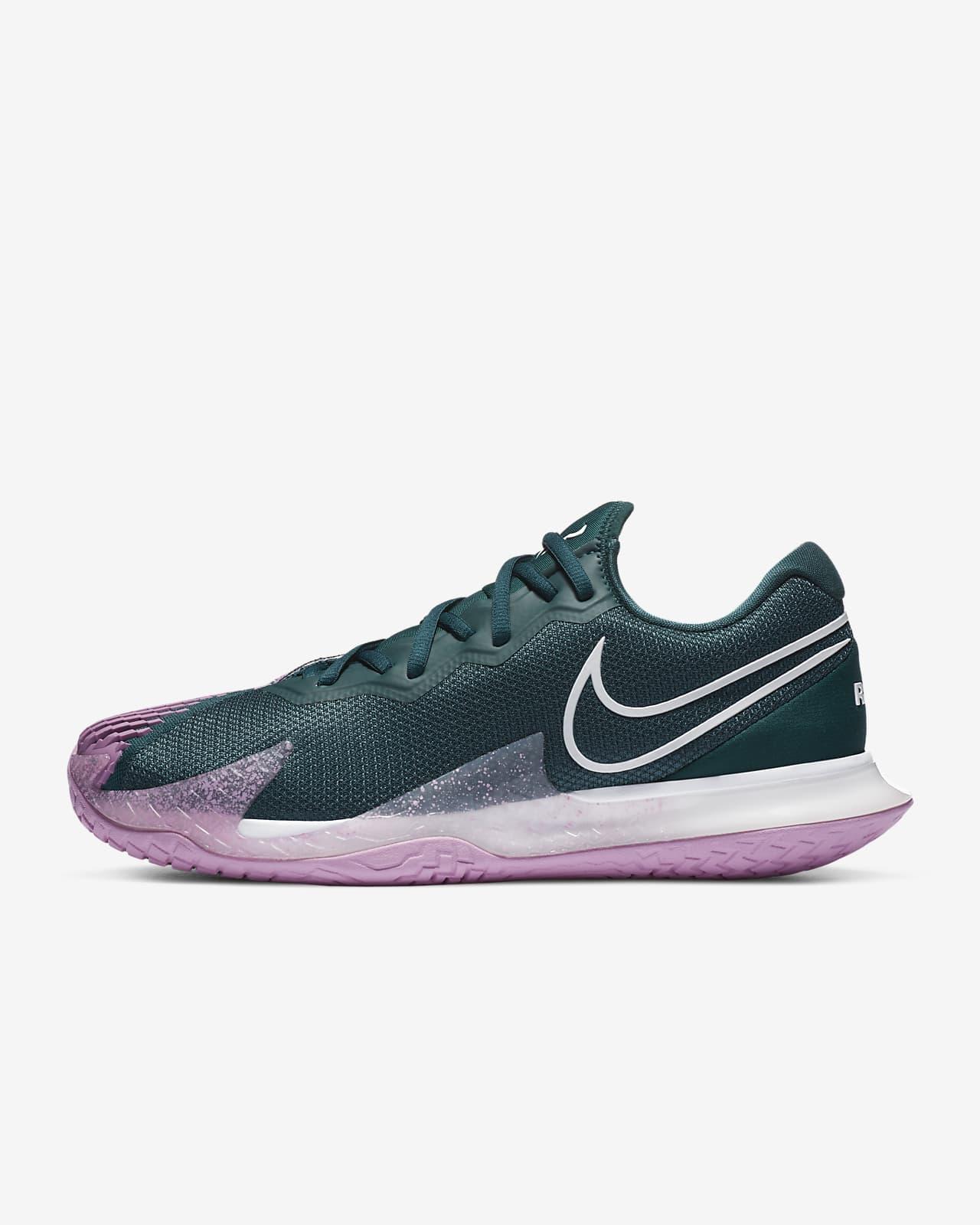 NikeCourt Air Zoom Vapor Cage 4 男款硬地球場網球鞋