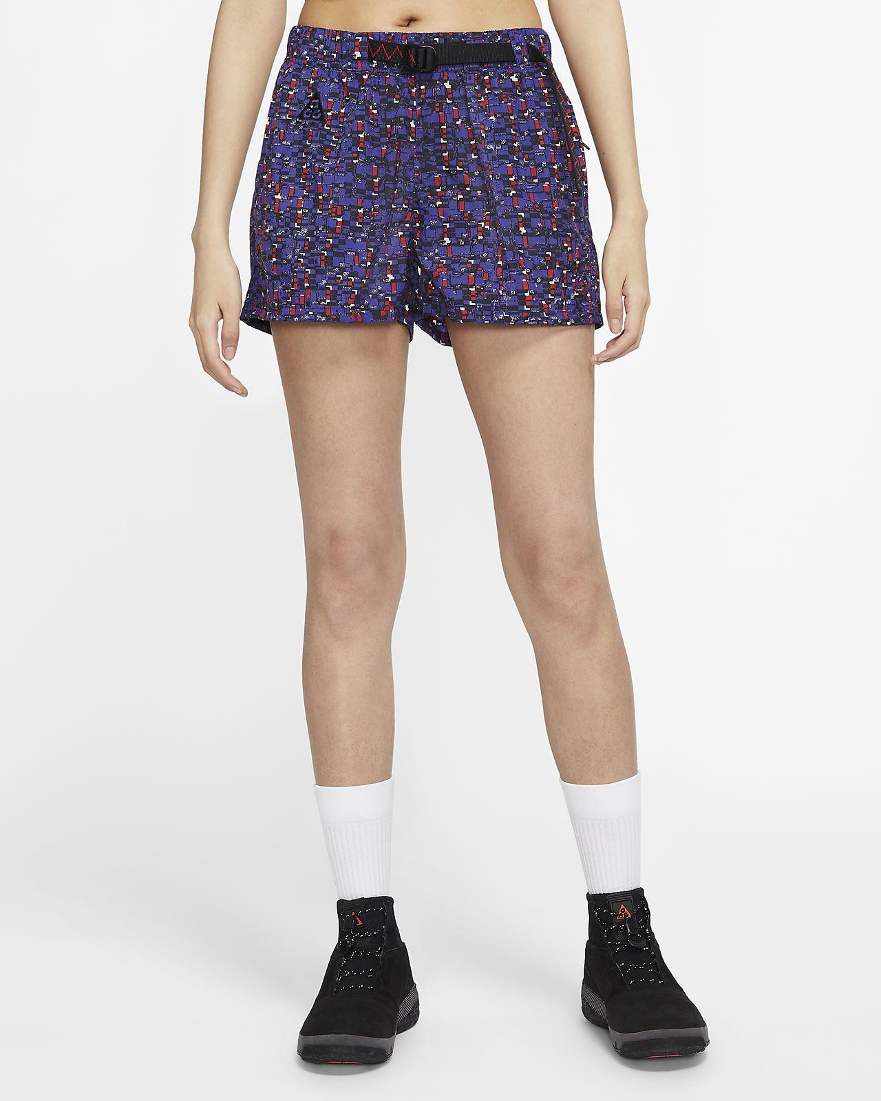 Nike ACG Women's Woven Print Shorts