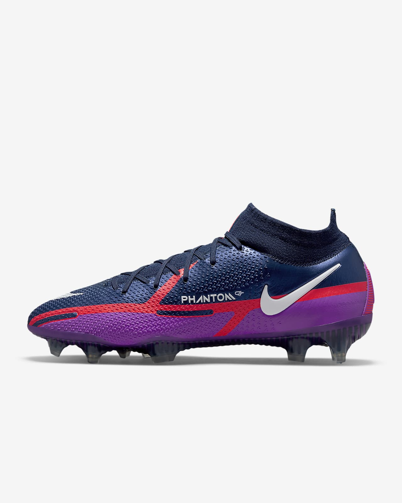 Nike Phantom GT2 Dynamic Fit Elite FG 天然偏硬草地足球釘鞋