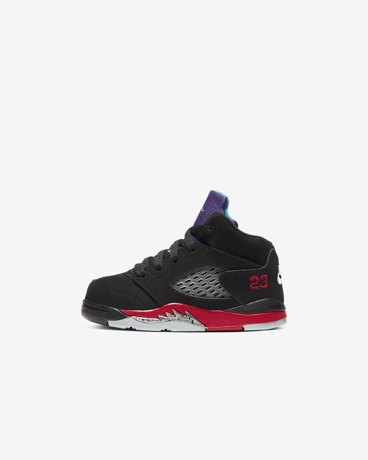 Chaussure Jordan 5 Retro pour Bébé et Petit enfant