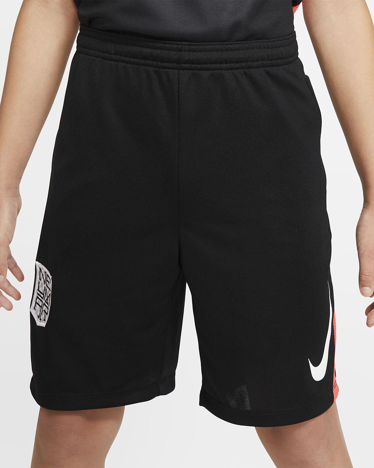 Nike Dri-FIT Neymar Jr. Older Kids' Football Shorts