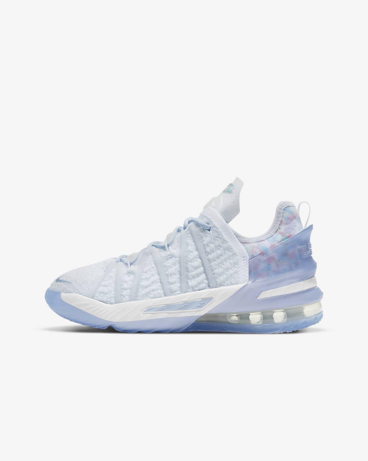LeBron 18 NRG Big Kids' Basketball Shoe