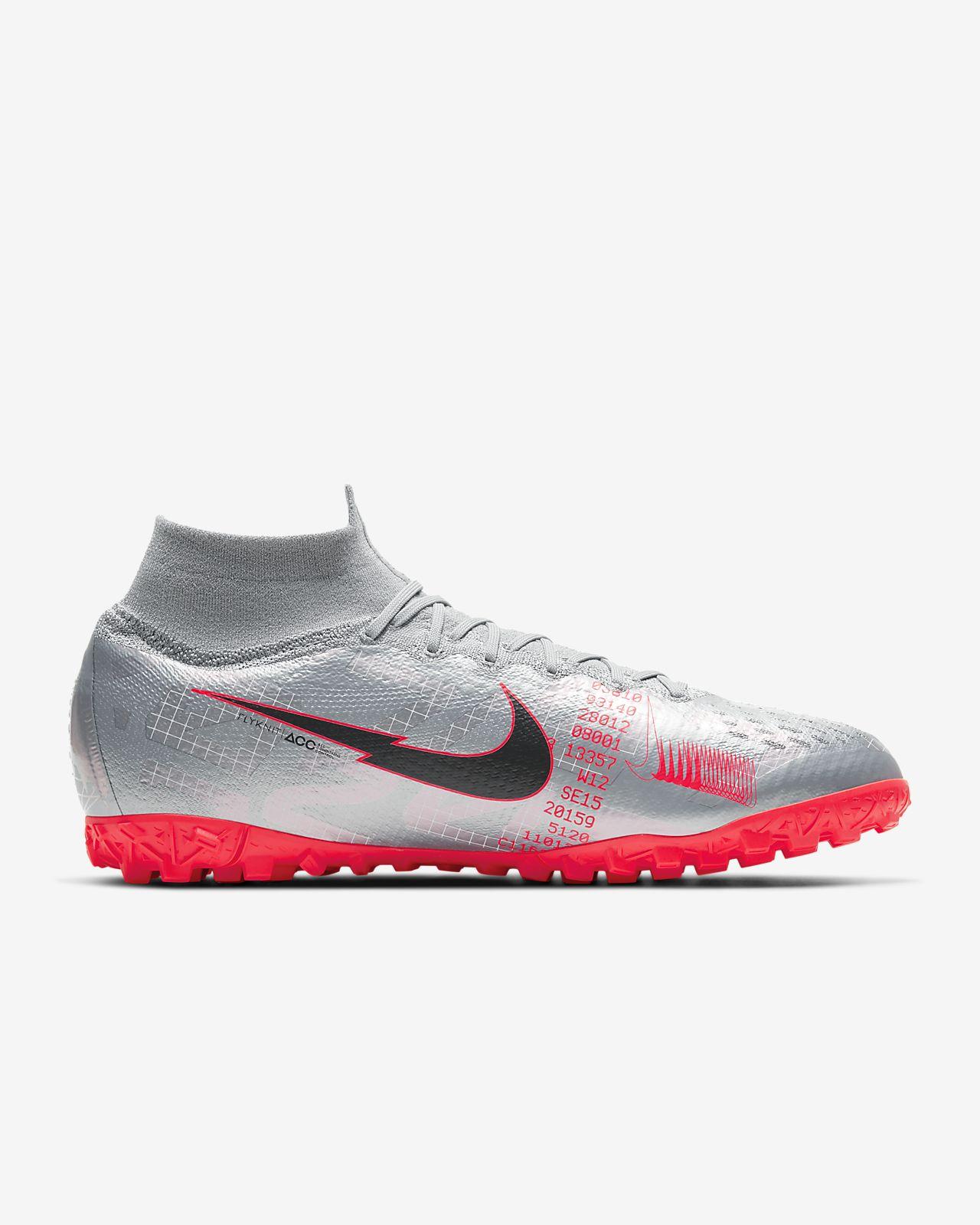 Detalles de Nike Free 5.0 Flyknit Zapatillas Zapatos De Fútbol Mercurial Superfly para hombres Gris 2016 ver título original