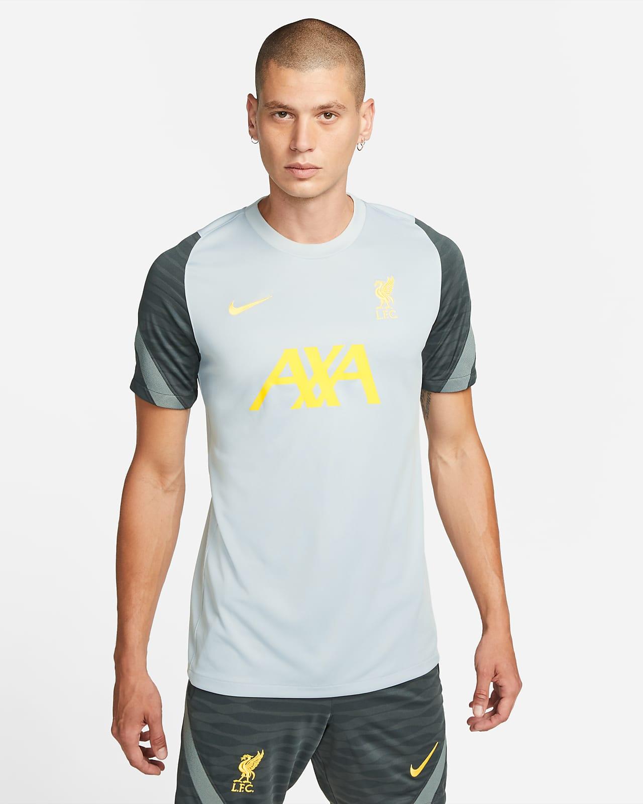 Liverpool F.C. Strike Men's Nike Dri-FIT Short-Sleeve Football Top