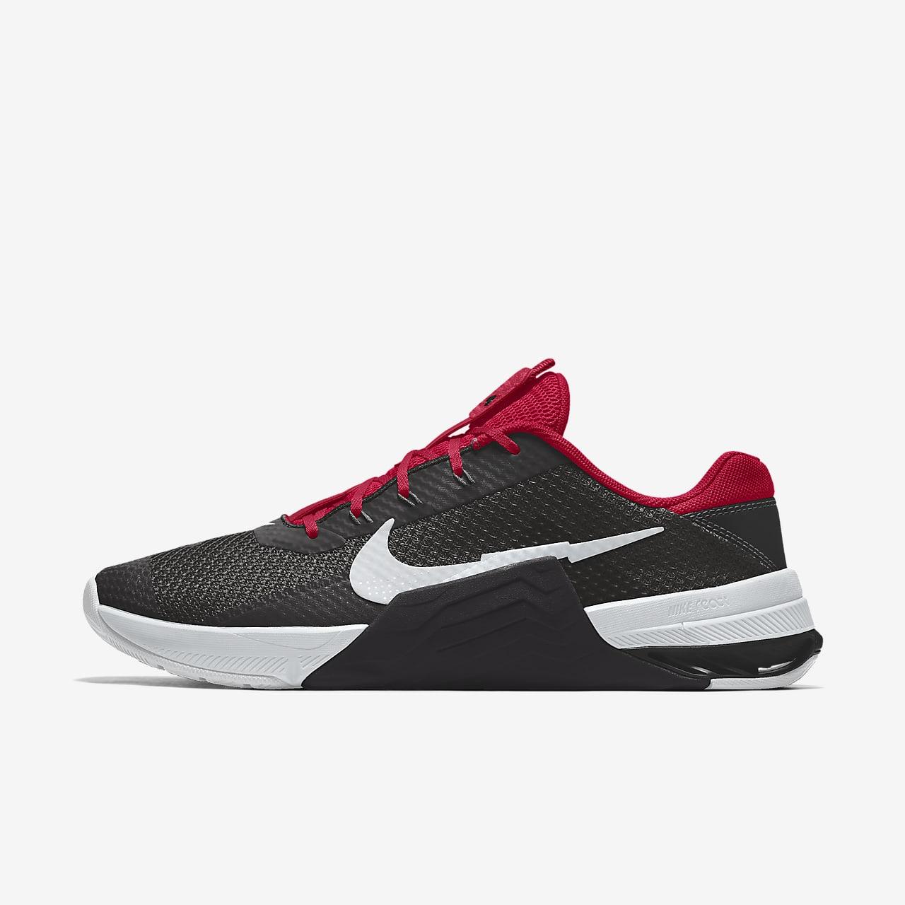 Specialdesignad träningssko Nike Metcon 7 By You för kvinnor