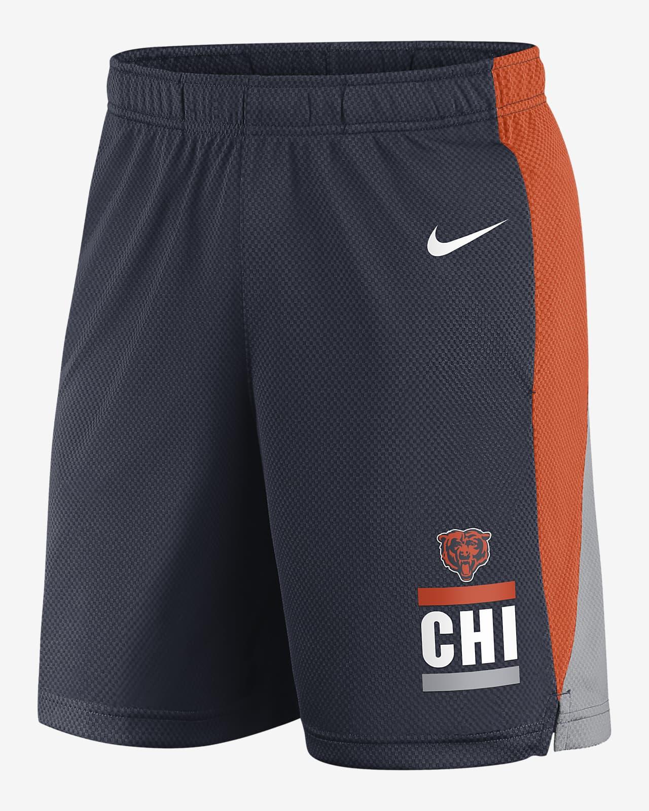 Nike Dri-FIT Broadcast (NFL Chicago Bears) Men's Shorts