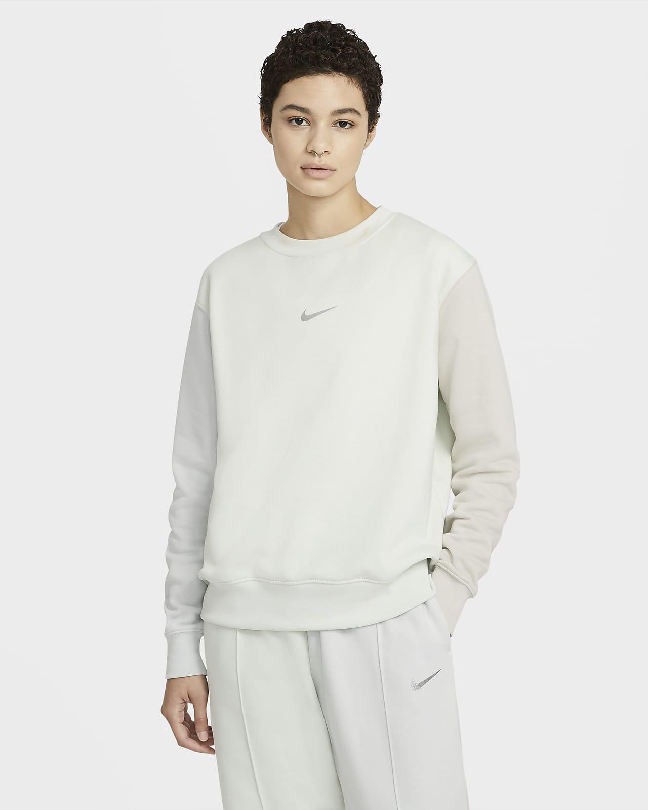 Nike Sportswear Swoosh Damen-Rundhalsshirt